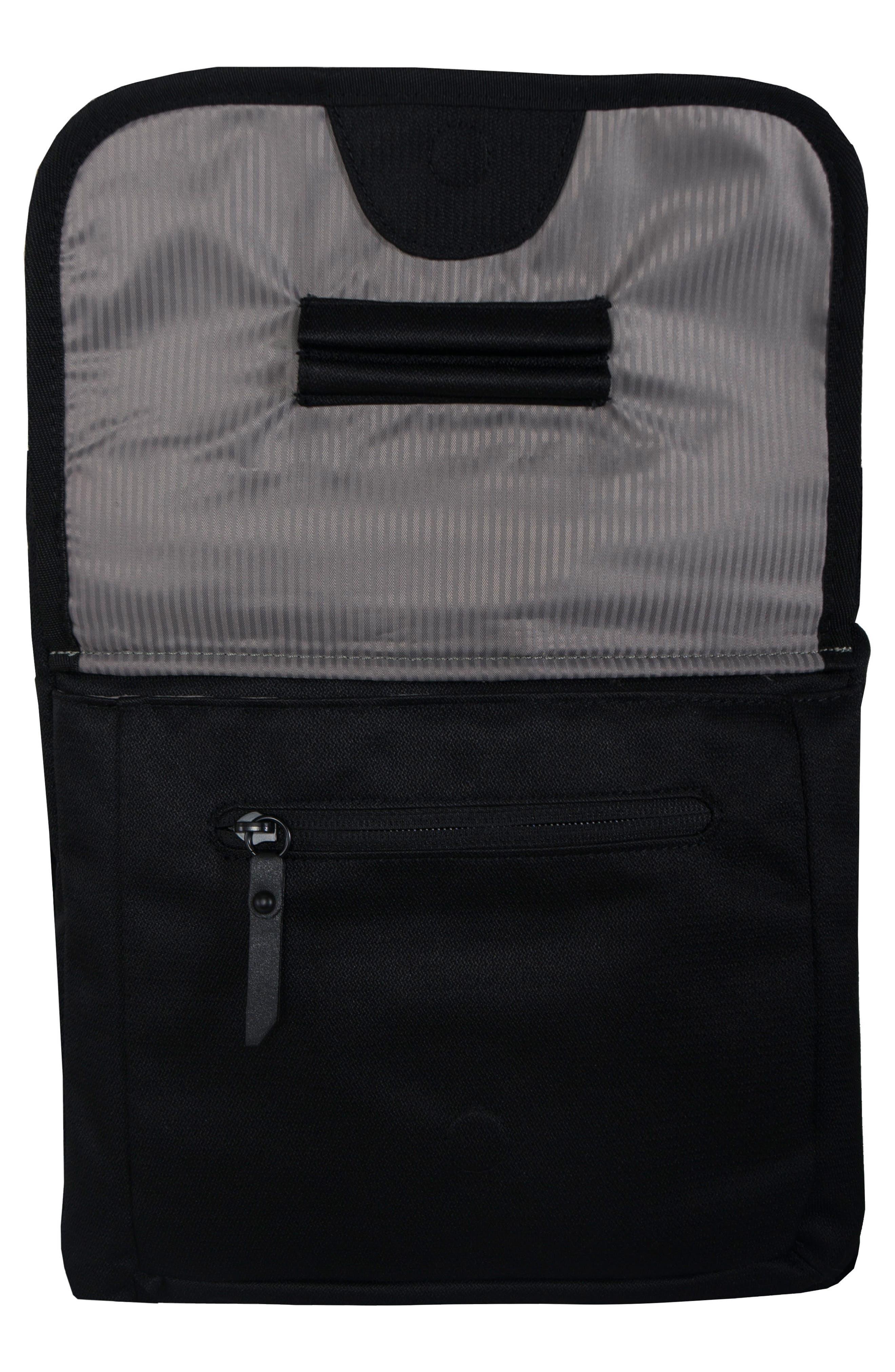 Jag FRFID Crossbody Bag,                             Alternate thumbnail 4, color,                             Birch