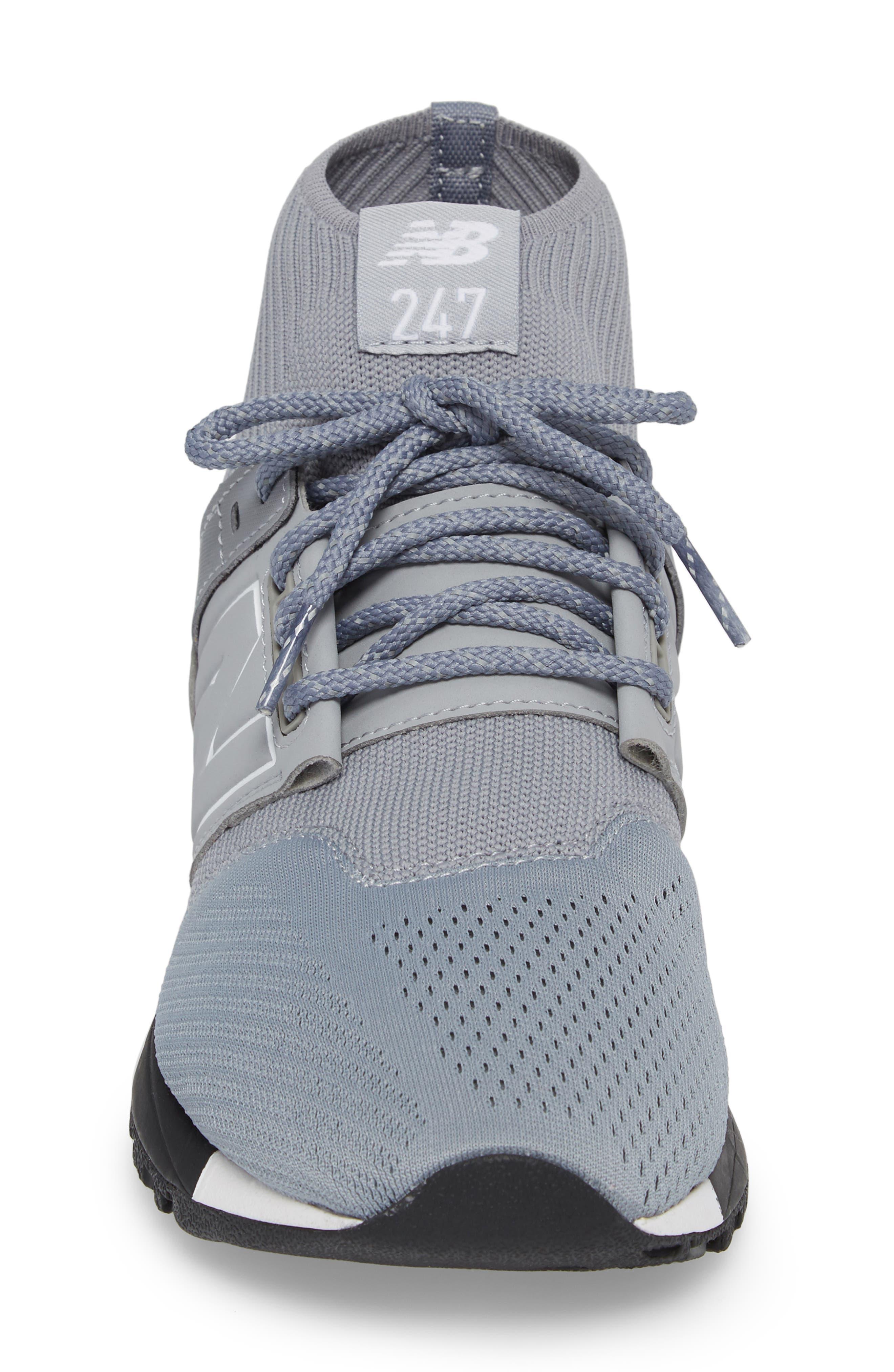 Alternate Image 4  - New Balance 247 Mid Sneaker (Men)