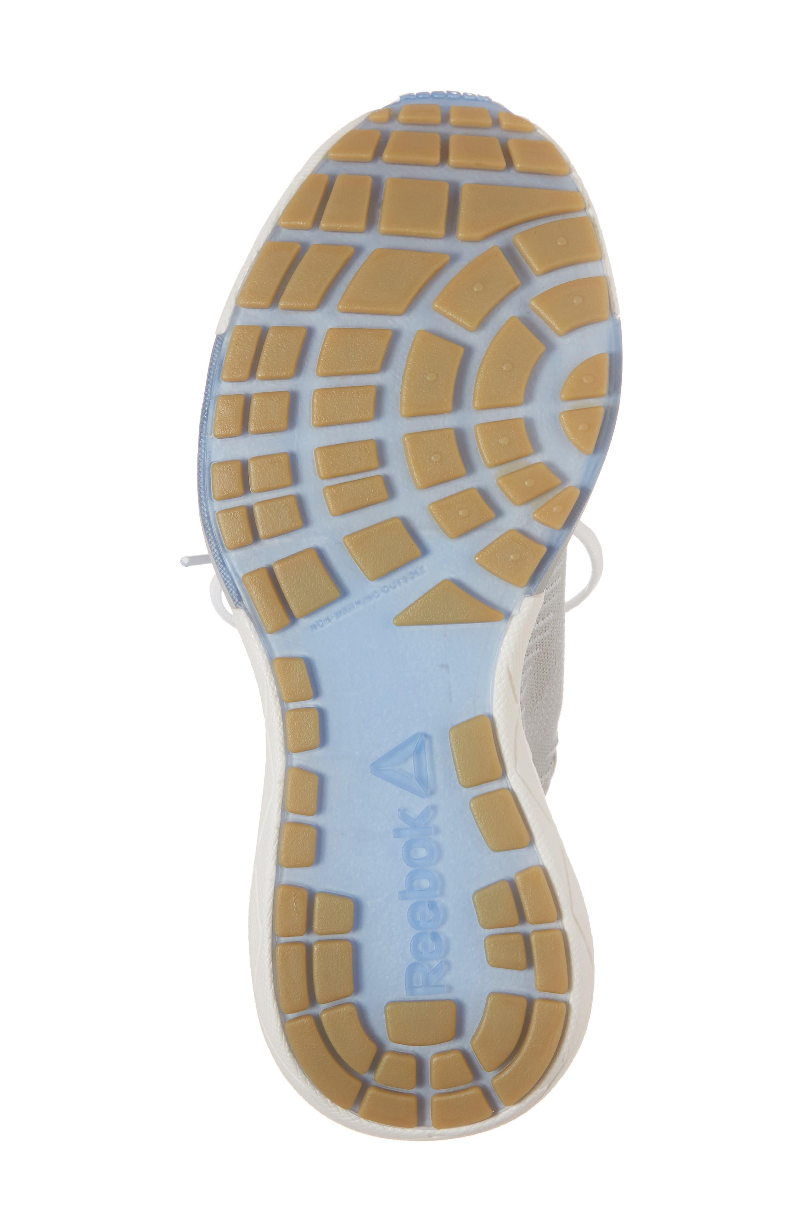 Floatride 6000 Running Shoe,                             Alternate thumbnail 6, color,                             White/ Skull Grey