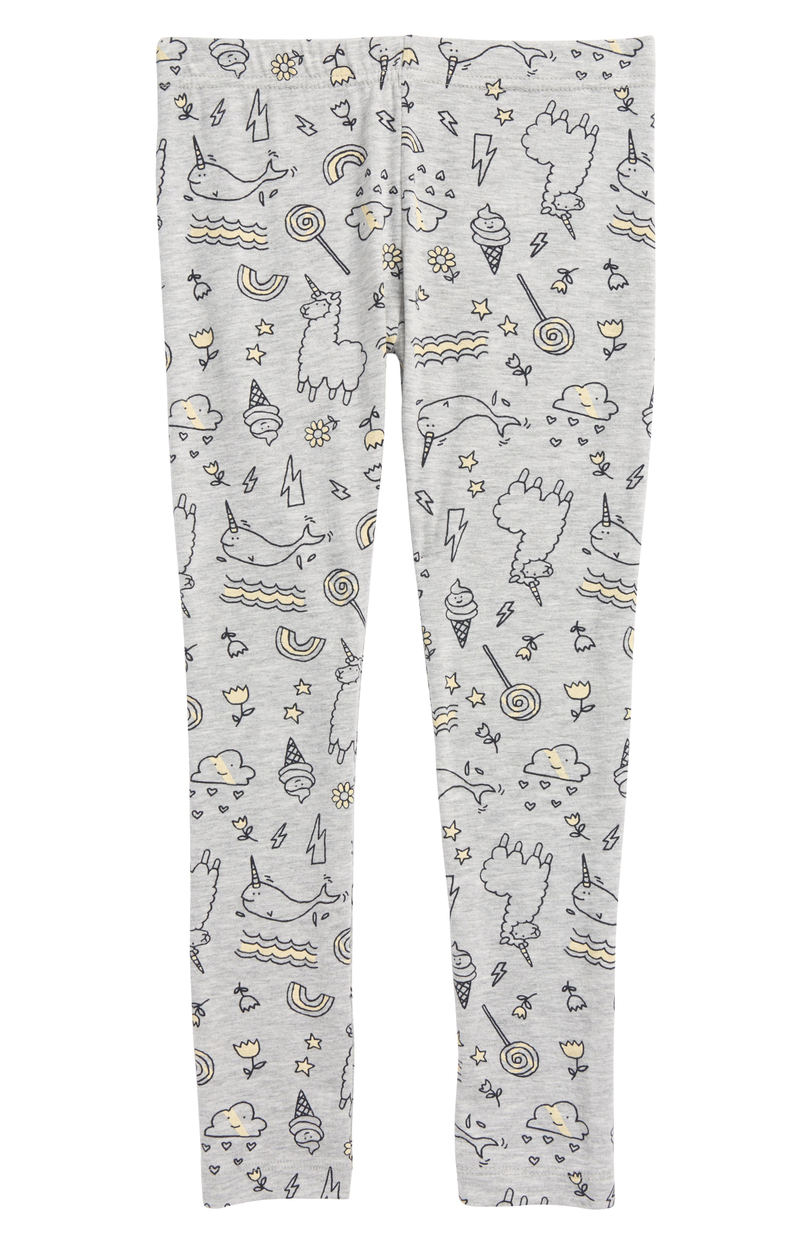 Tucker + Tate 'Core' Print Leggings (Toddler Girls, Little Girls & Big Girls)