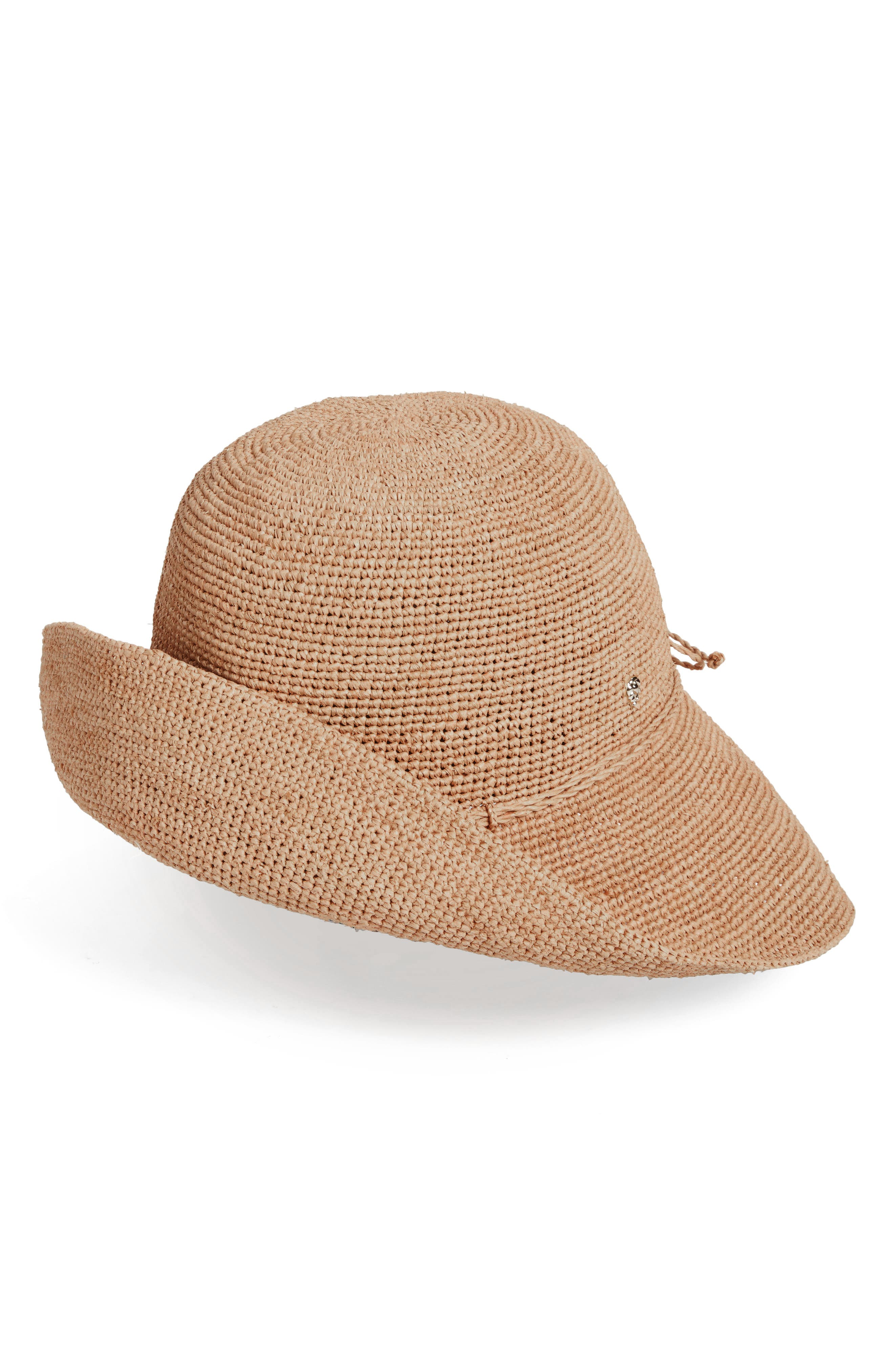 Alternate Image 1 Selected - Helen Kaminski 'Provence 10' Packable Raffia Hat
