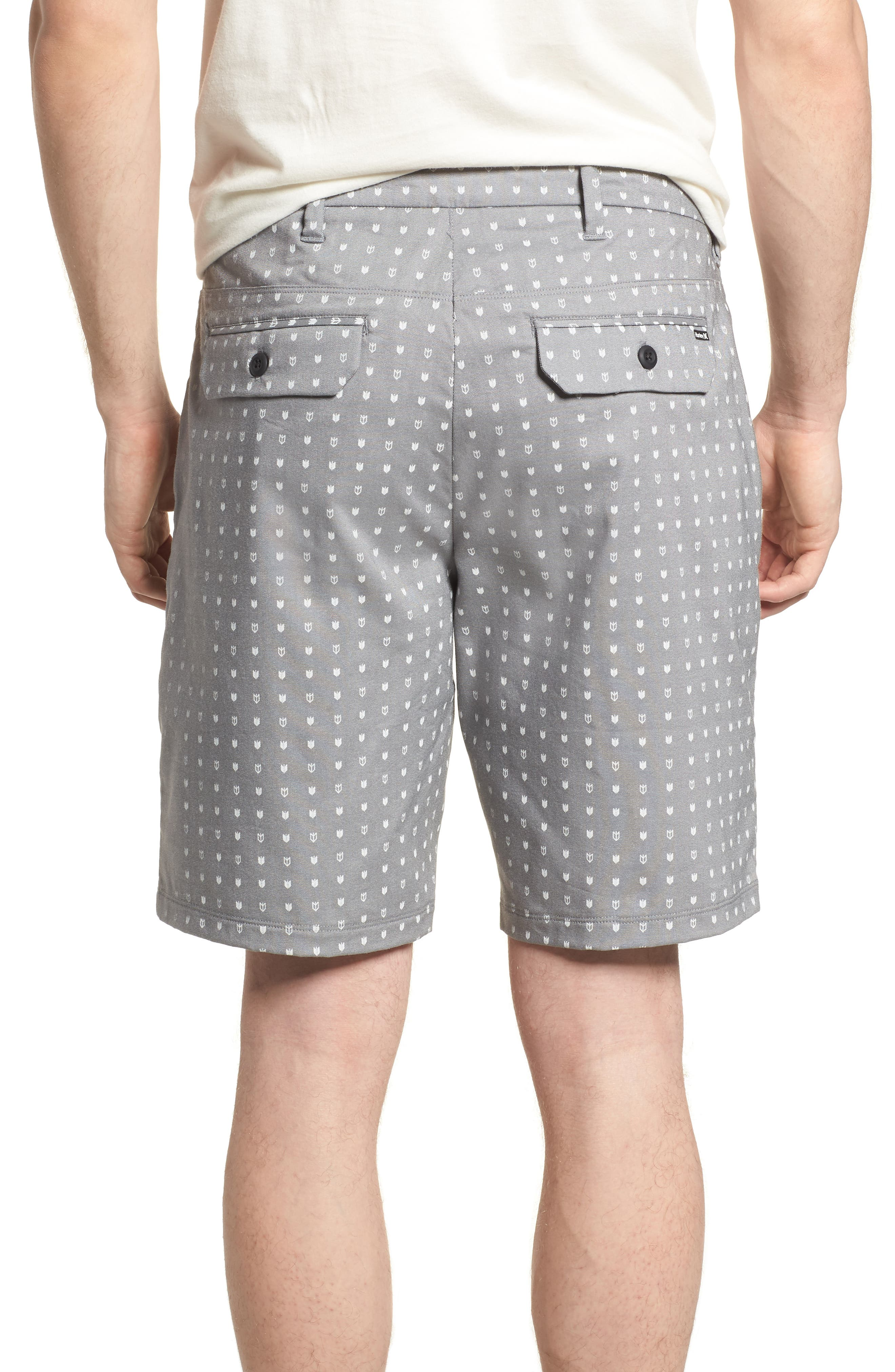 Dri-FIT JJF x Sig Zane Shorts,                             Alternate thumbnail 2, color,                             Cool Grey