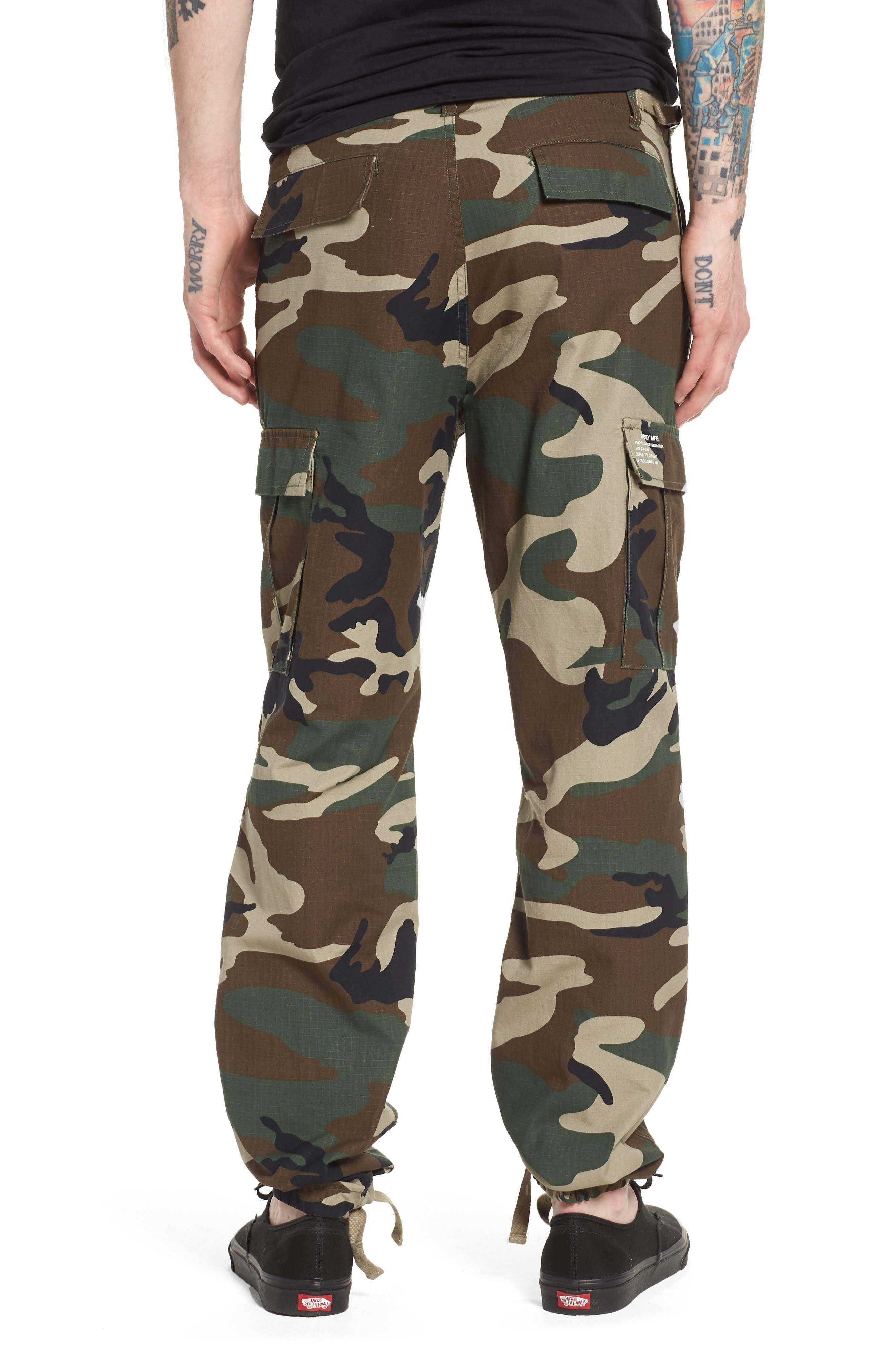 Recon Cargo Pants,                             Alternate thumbnail 2, color,                             Field Camo