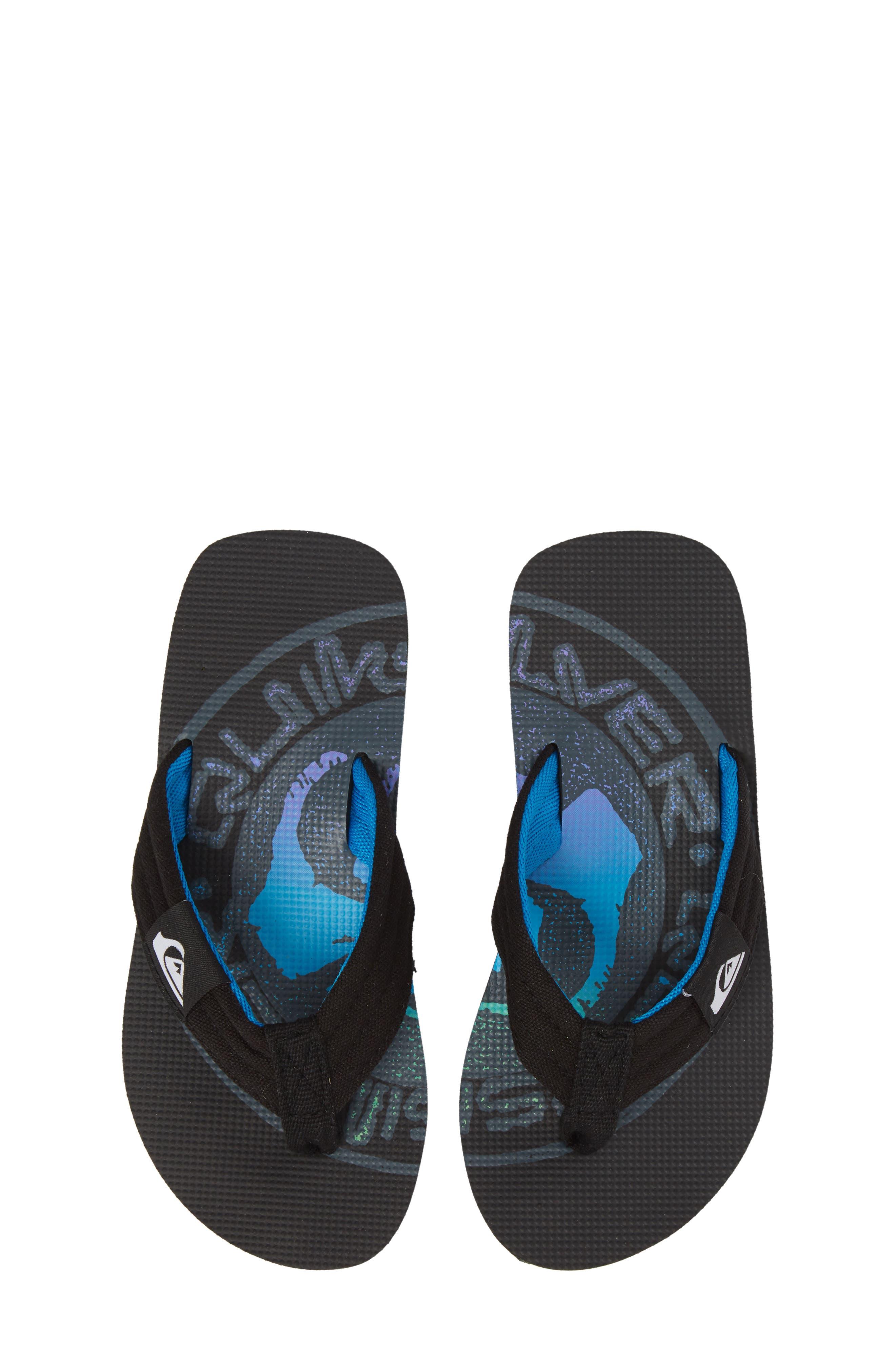 Quiksilver Molokai Layback Flip Flop (Toddler, Little Kid & Big Kid)