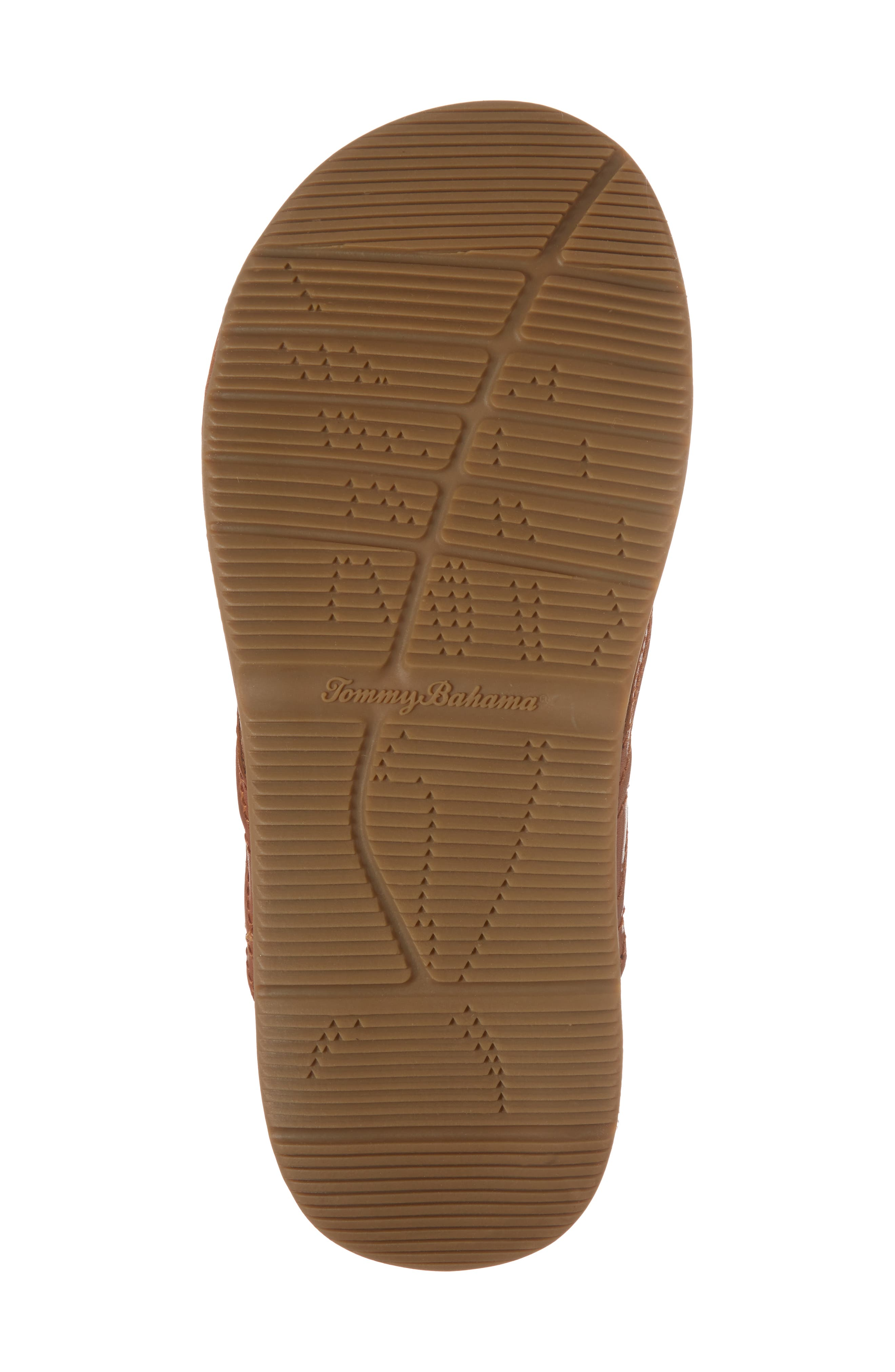 Mayaguana Flip Flop,                             Alternate thumbnail 6, color,                             Tan Leather