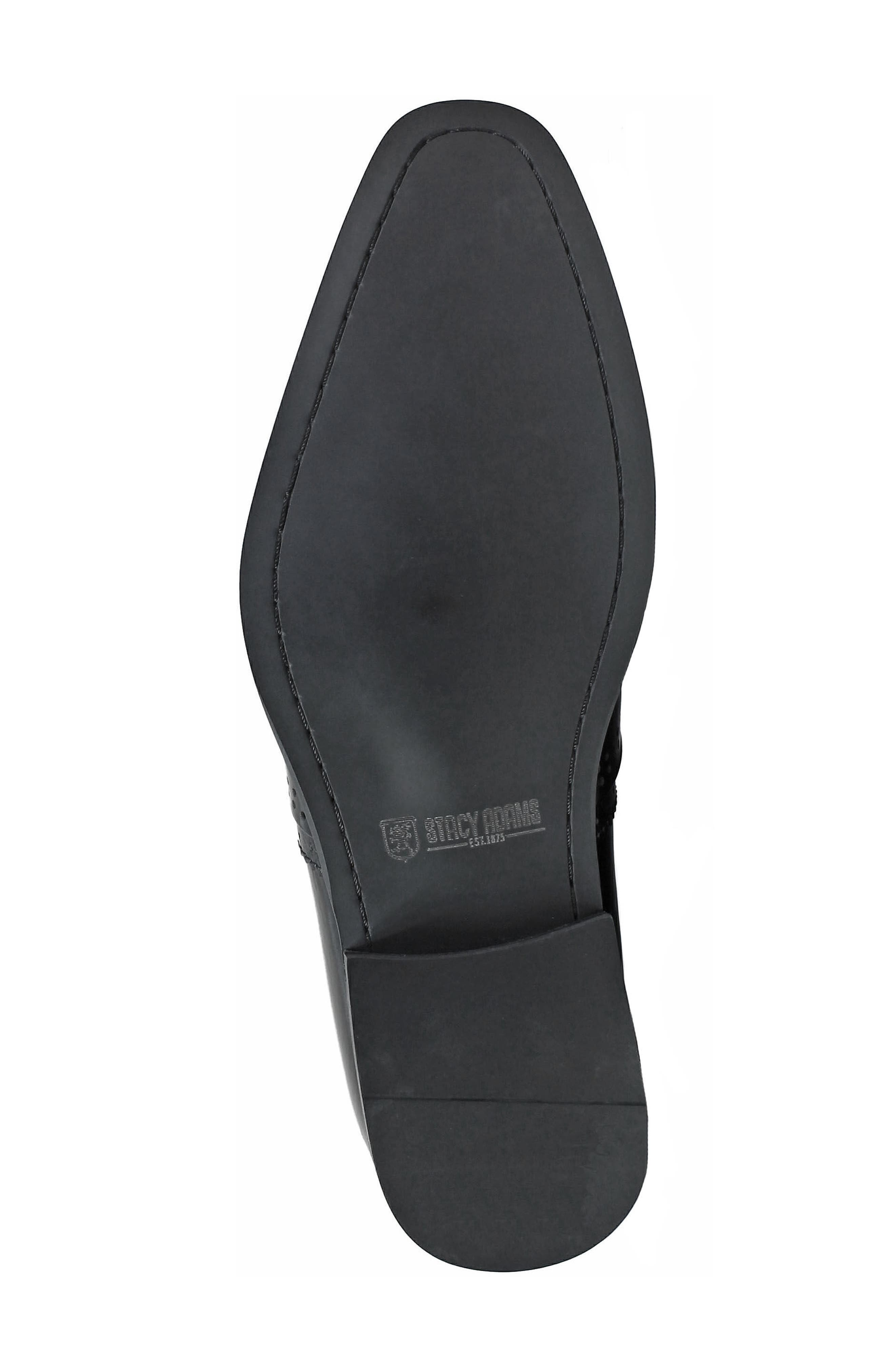 Alternate Image 6  - Stacy Adams Saunders Perforated Venetian Loafer (Men)