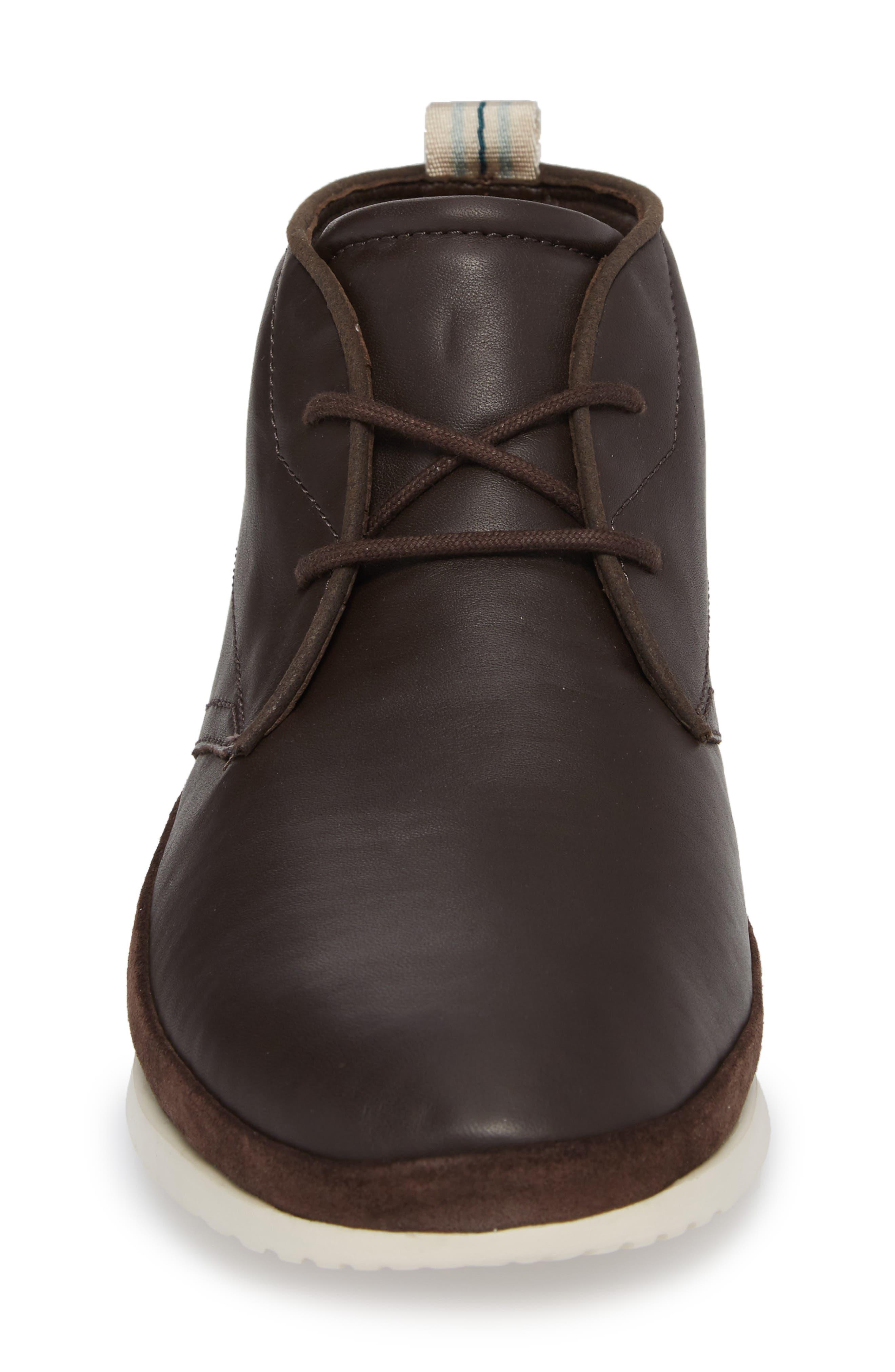 Cali Chukka Boot,                             Alternate thumbnail 4, color,                             Stout Leather