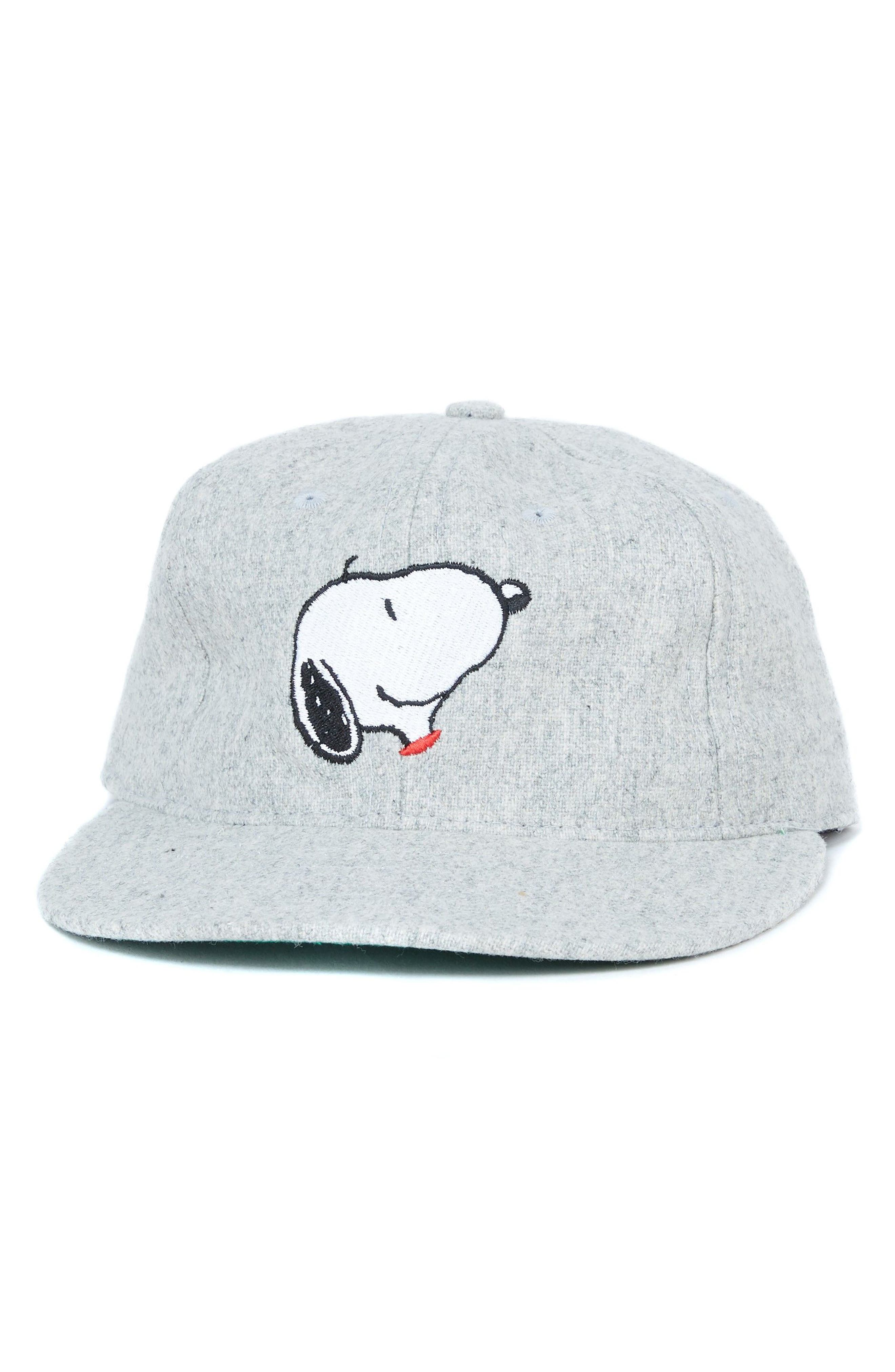 Ebbets Field Flannels Peanuts Baseball Cap (Limited Edition) (Nordstrom Exclusive)