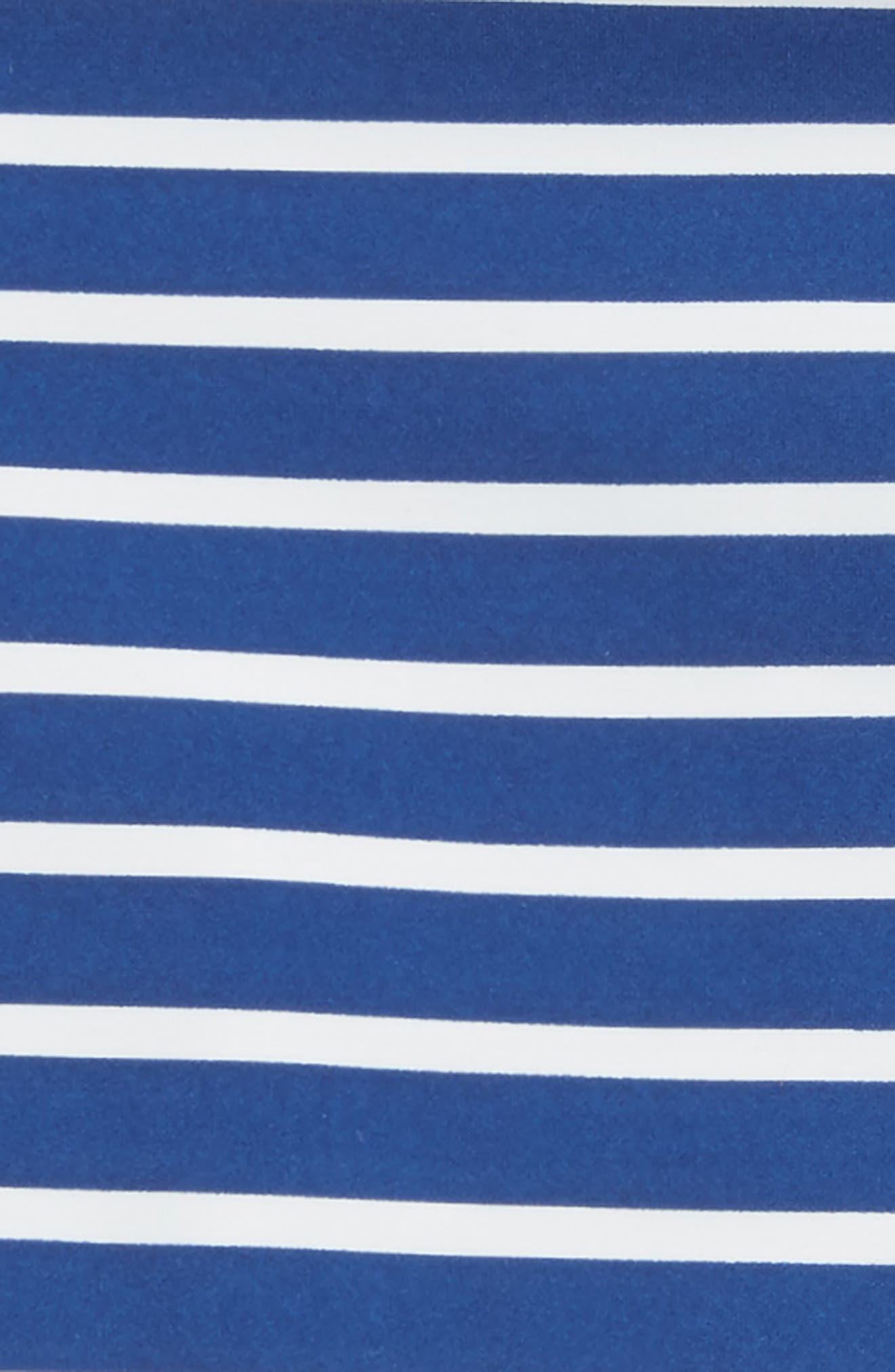 Two-Piece Rashguard Swimsuit,                             Alternate thumbnail 2, color,                             Astro Green/ Deep Sea