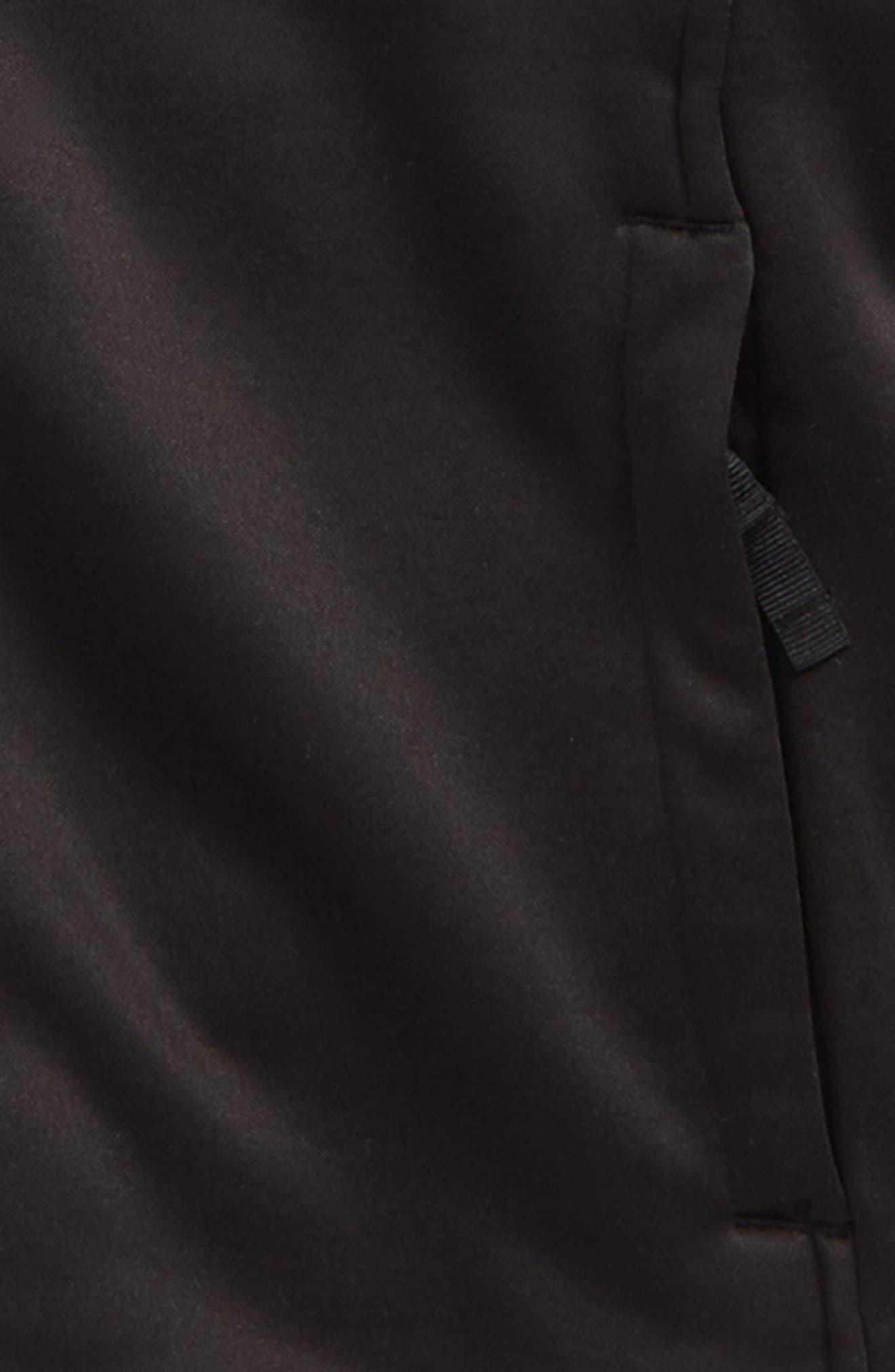 Takeback Track Jacket,                             Alternate thumbnail 2, color,                             Black