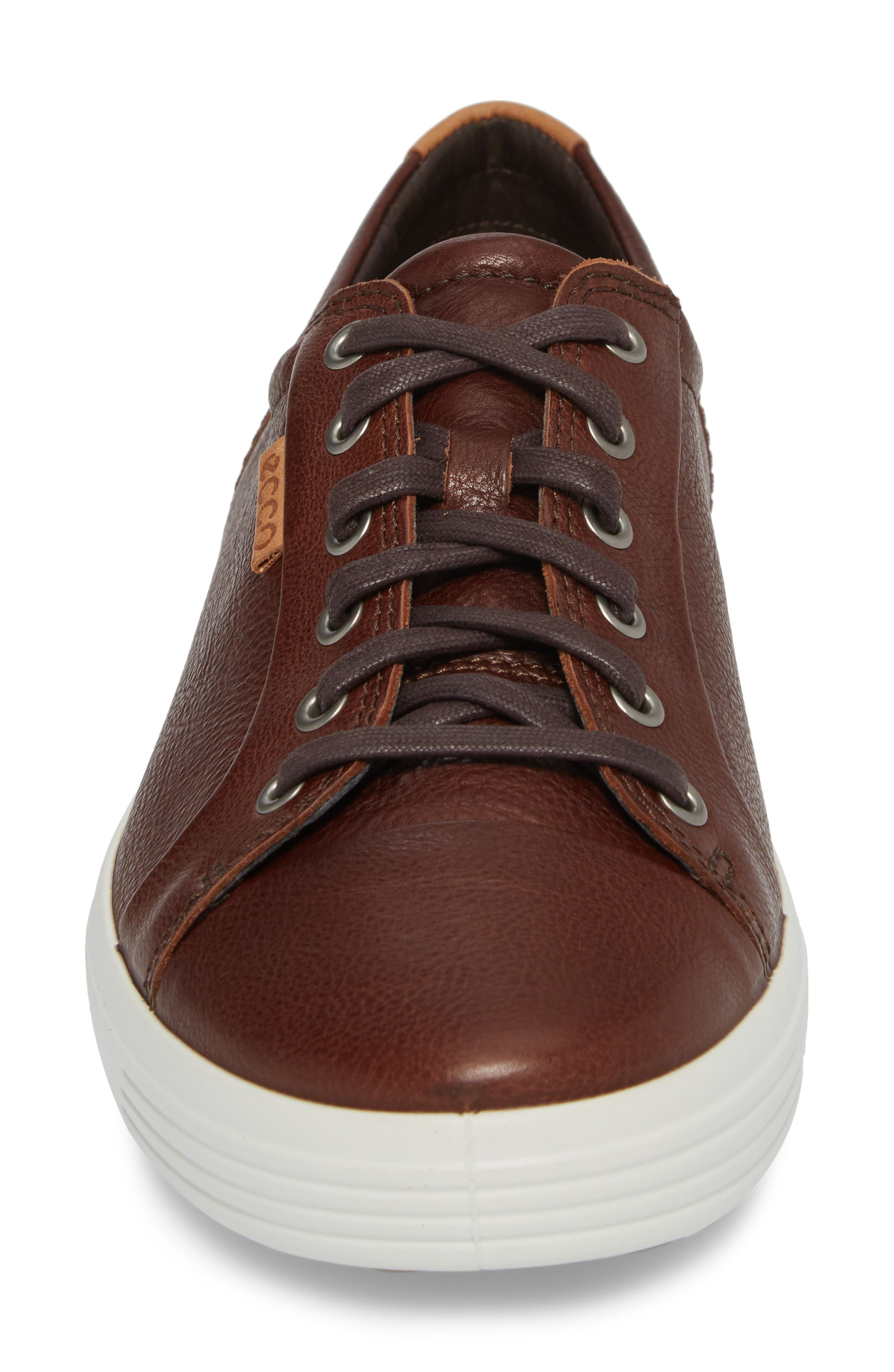 Alternate Image 4  - ECCOSoft VII Lace-Up Sneaker (Men)