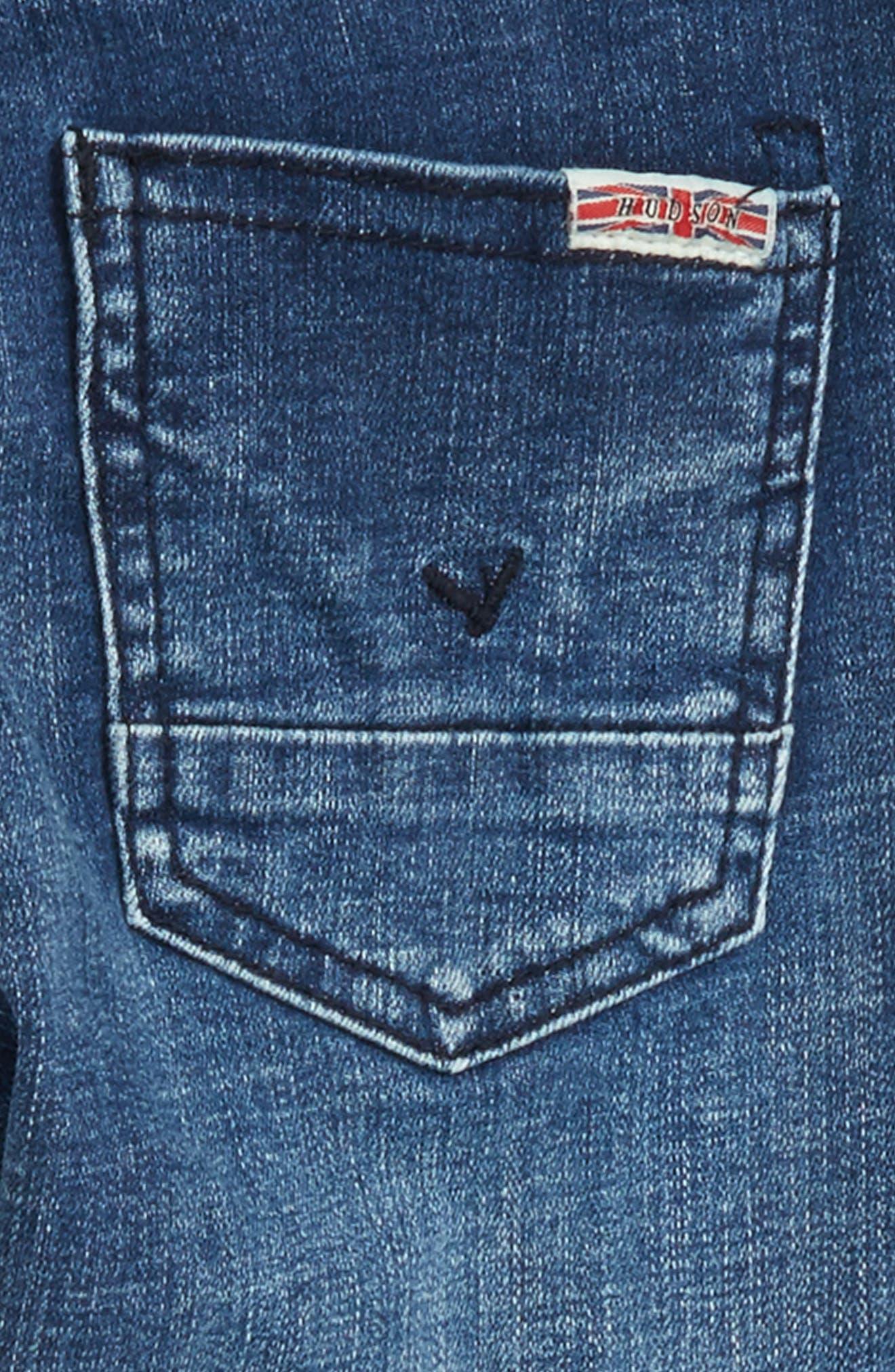 Jagger Slim Fit Straight Leg Jeans,                             Alternate thumbnail 3, color,                             Desert Wash