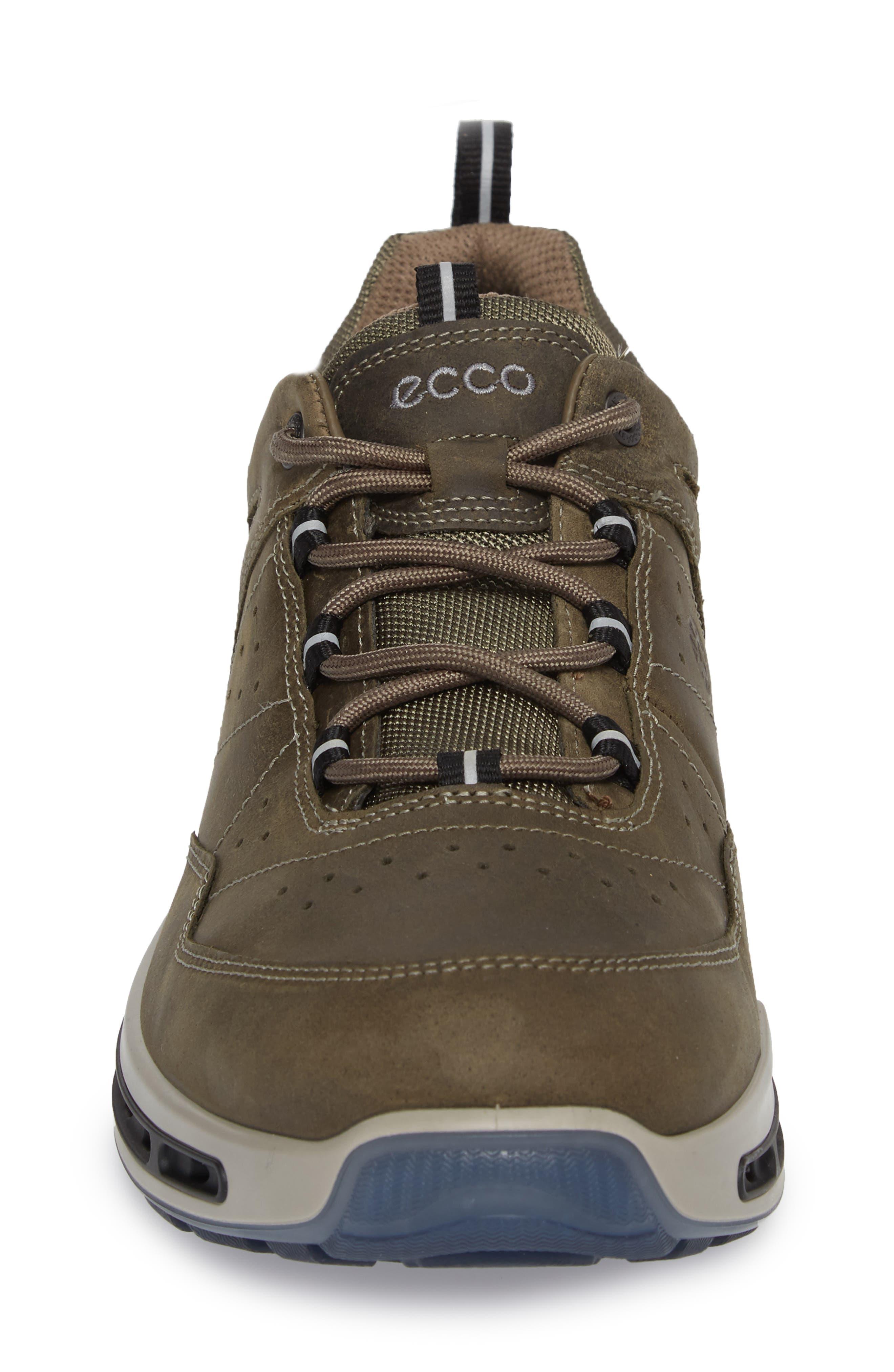 Cool Walk Gore-Tex<sup>®</sup> Sneaker,                             Alternate thumbnail 4, color,                             Tarmac Leather