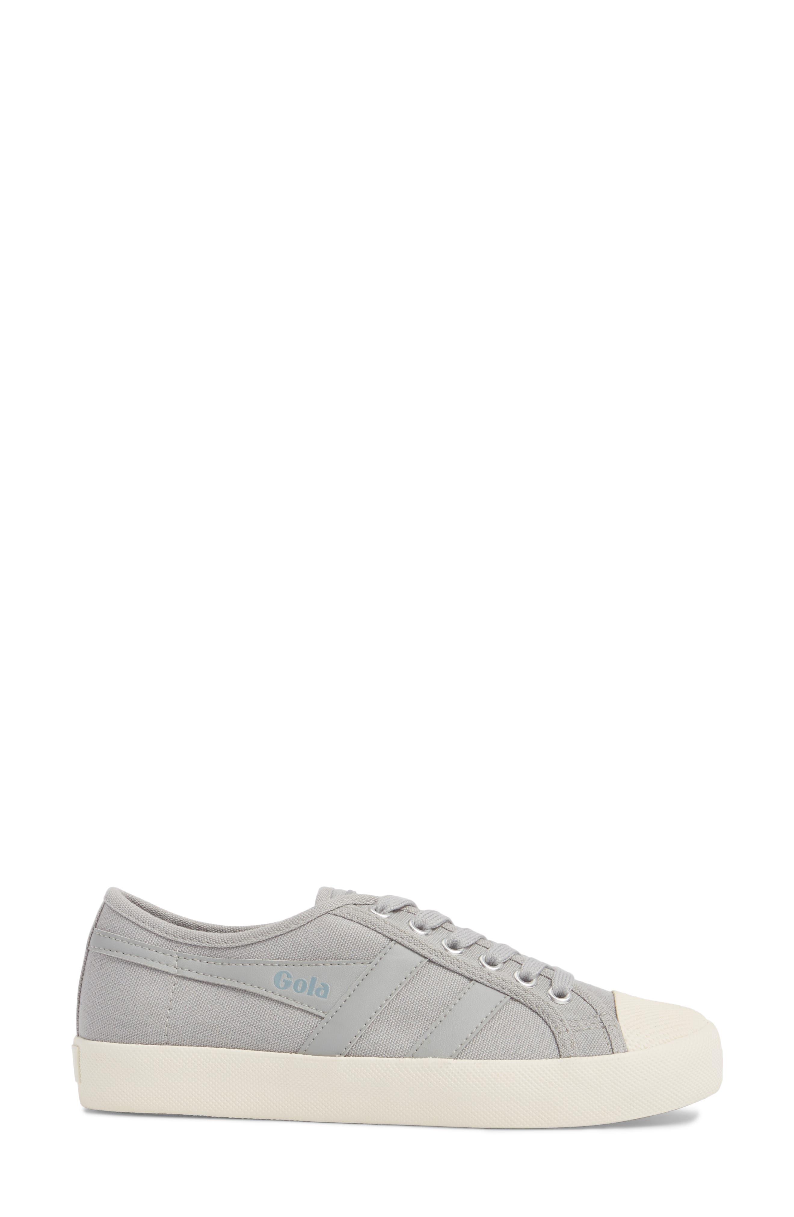 Coaster Sneaker,                             Alternate thumbnail 3, color,                             Paloma/ Off White