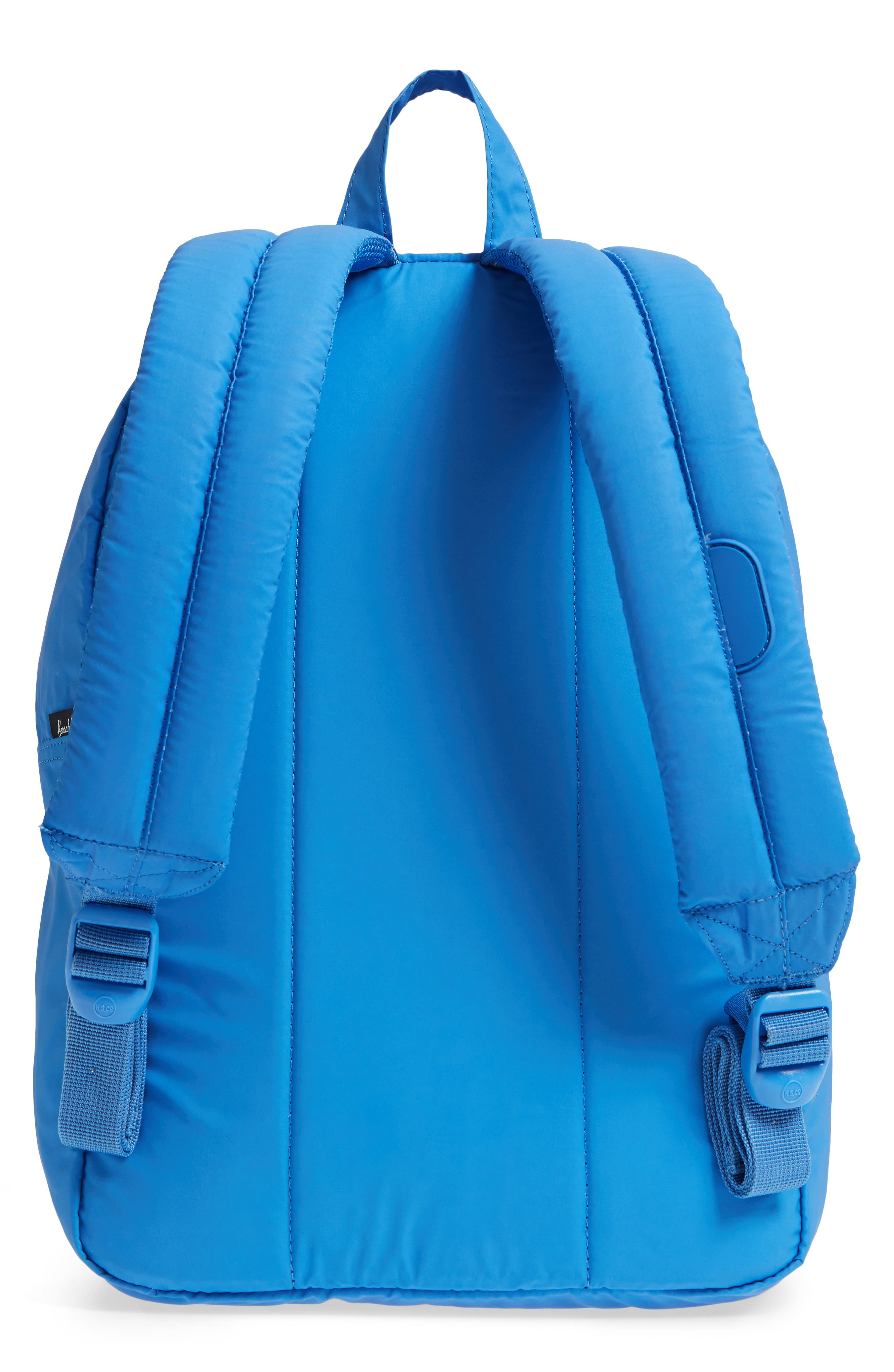 Heritage Backpack,                             Alternate thumbnail 2, color,                             Blue Reflective Rubber