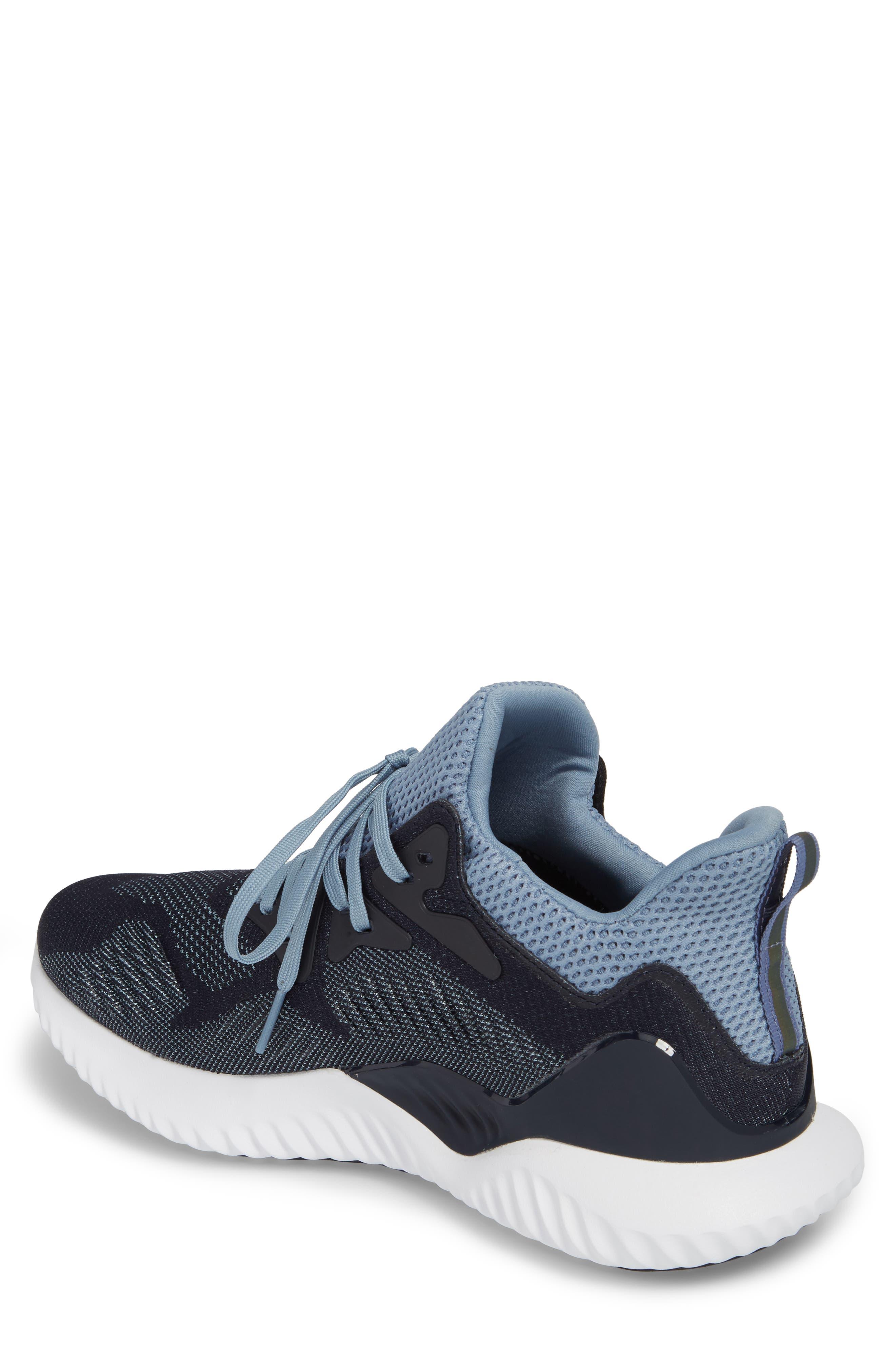 Alternate Image 2  - adidas AlphaBounce Beyond Knit Running Shoe (Men)