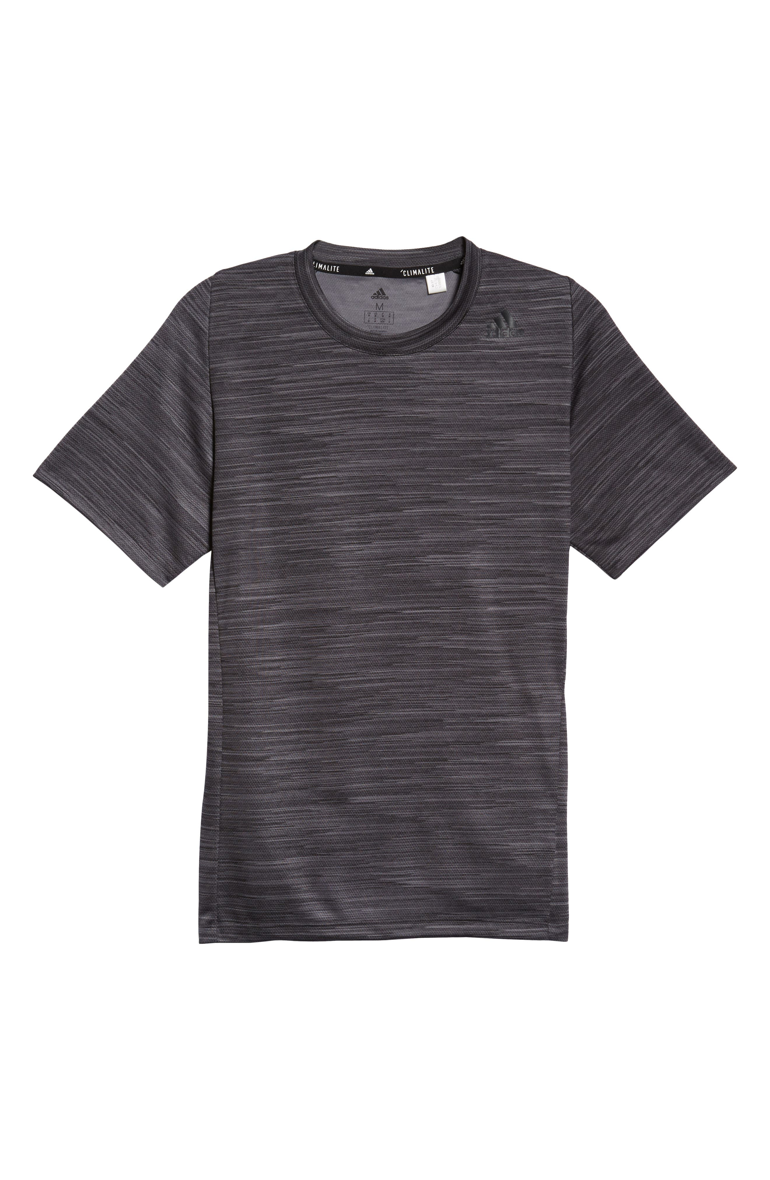 Ultimate Tech T-Shirt,                             Alternate thumbnail 6, color,                             Carbon
