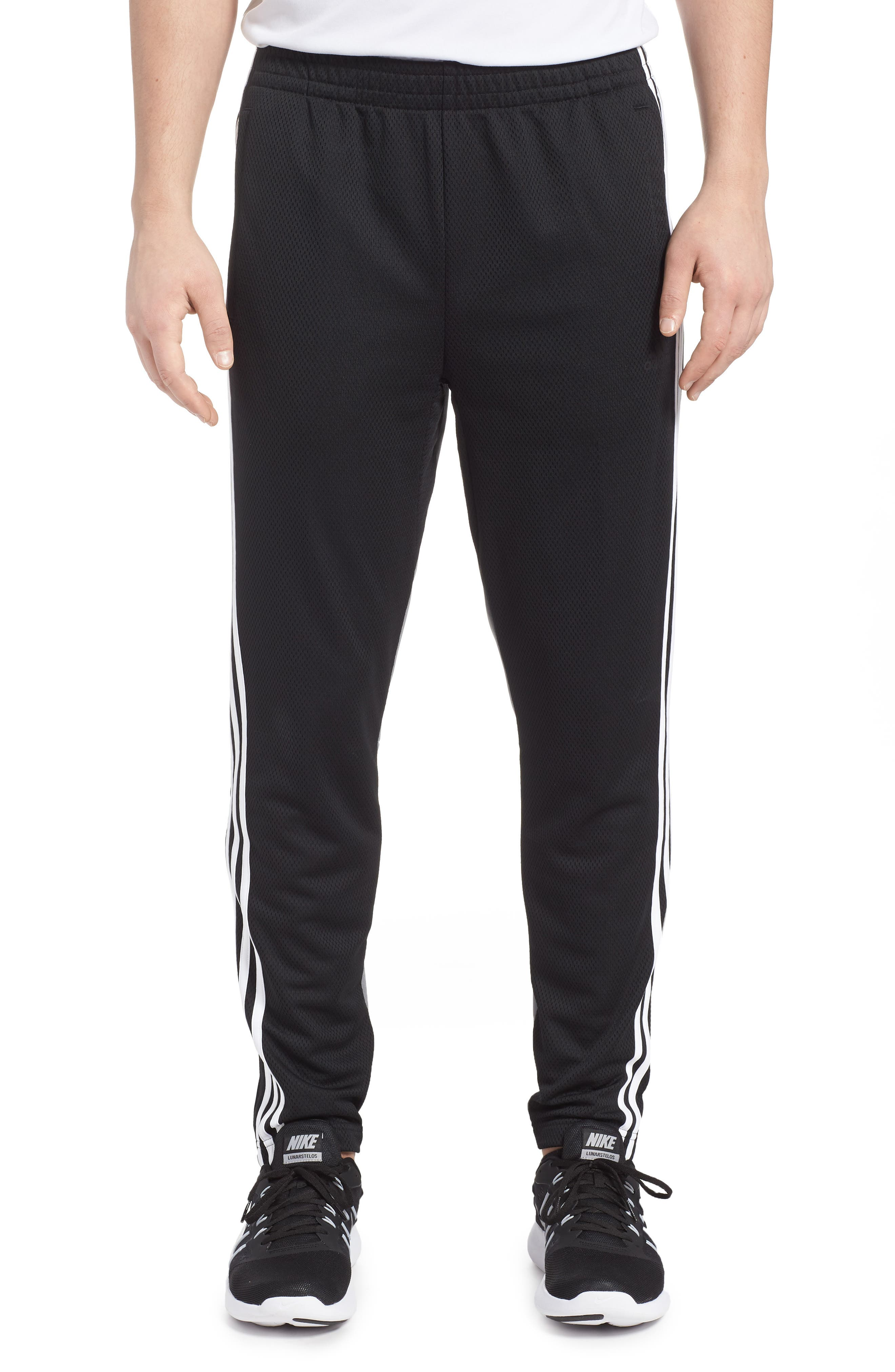 ID Tearaway Track Pants,                         Main,                         color, Black