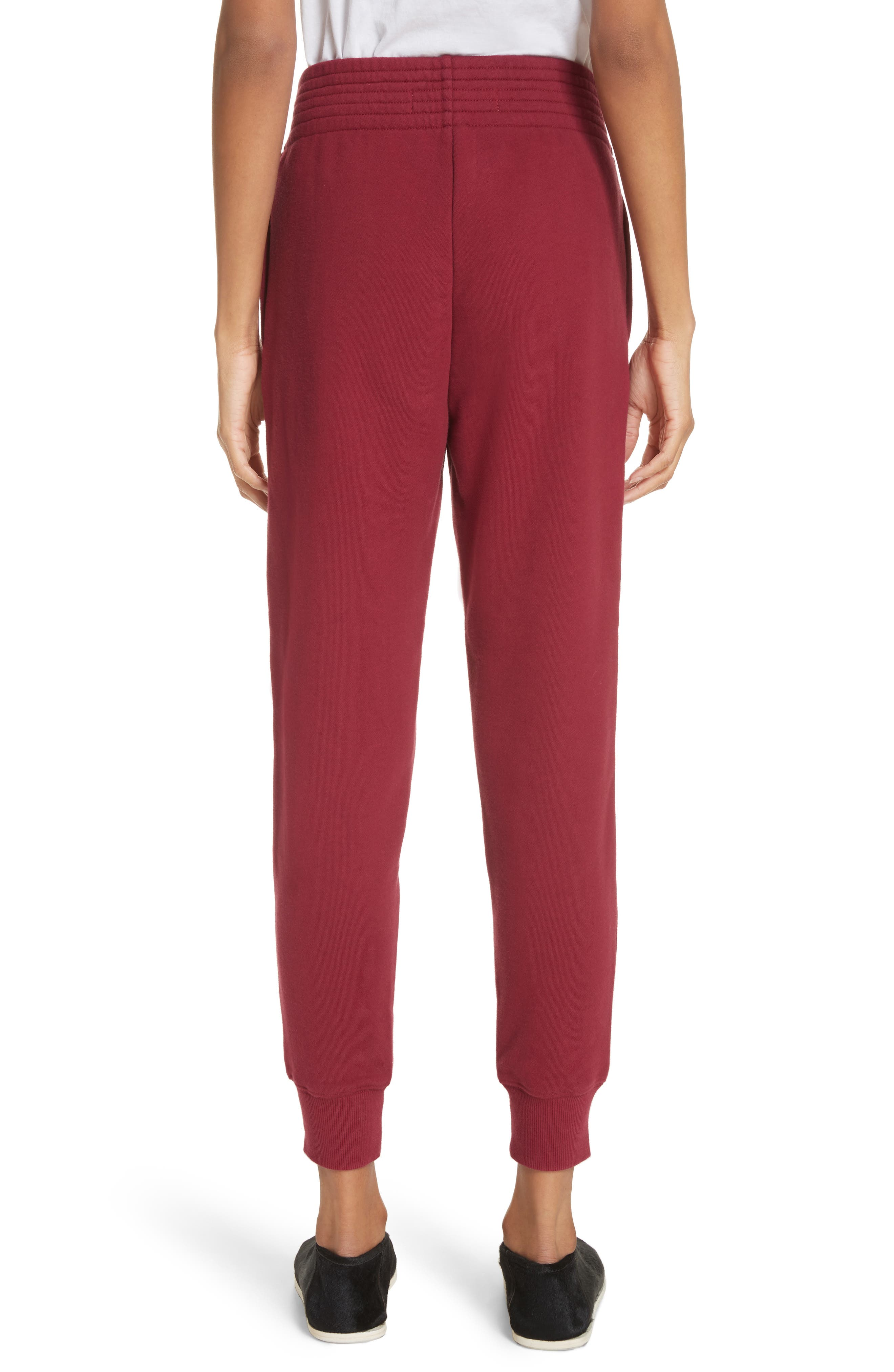 PSWL Sweatpants,                             Alternate thumbnail 2, color,                             Burgundy