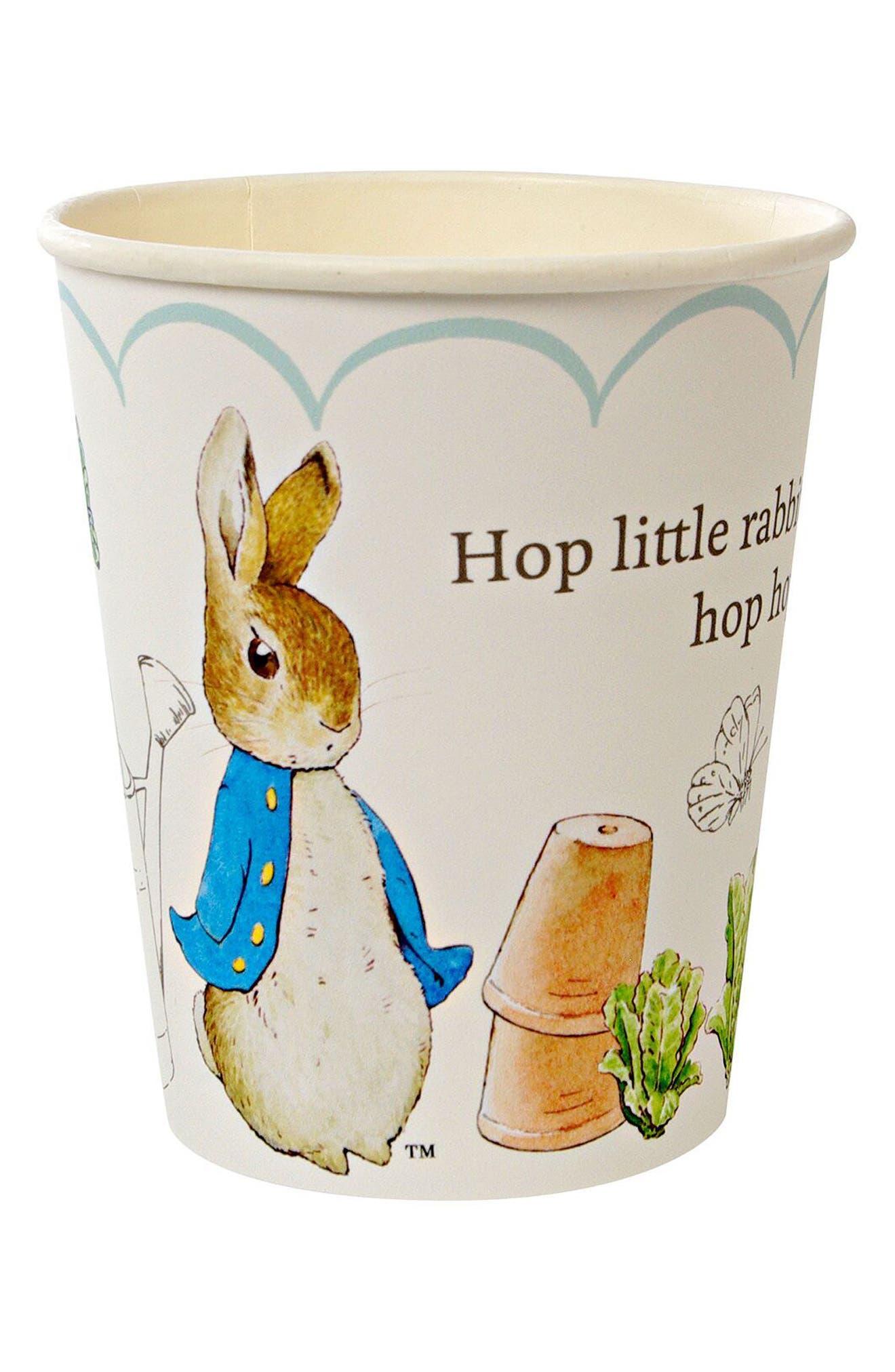 Peter Rabbit Party Bundle,                             Alternate thumbnail 3, color,                             Ivory Multi