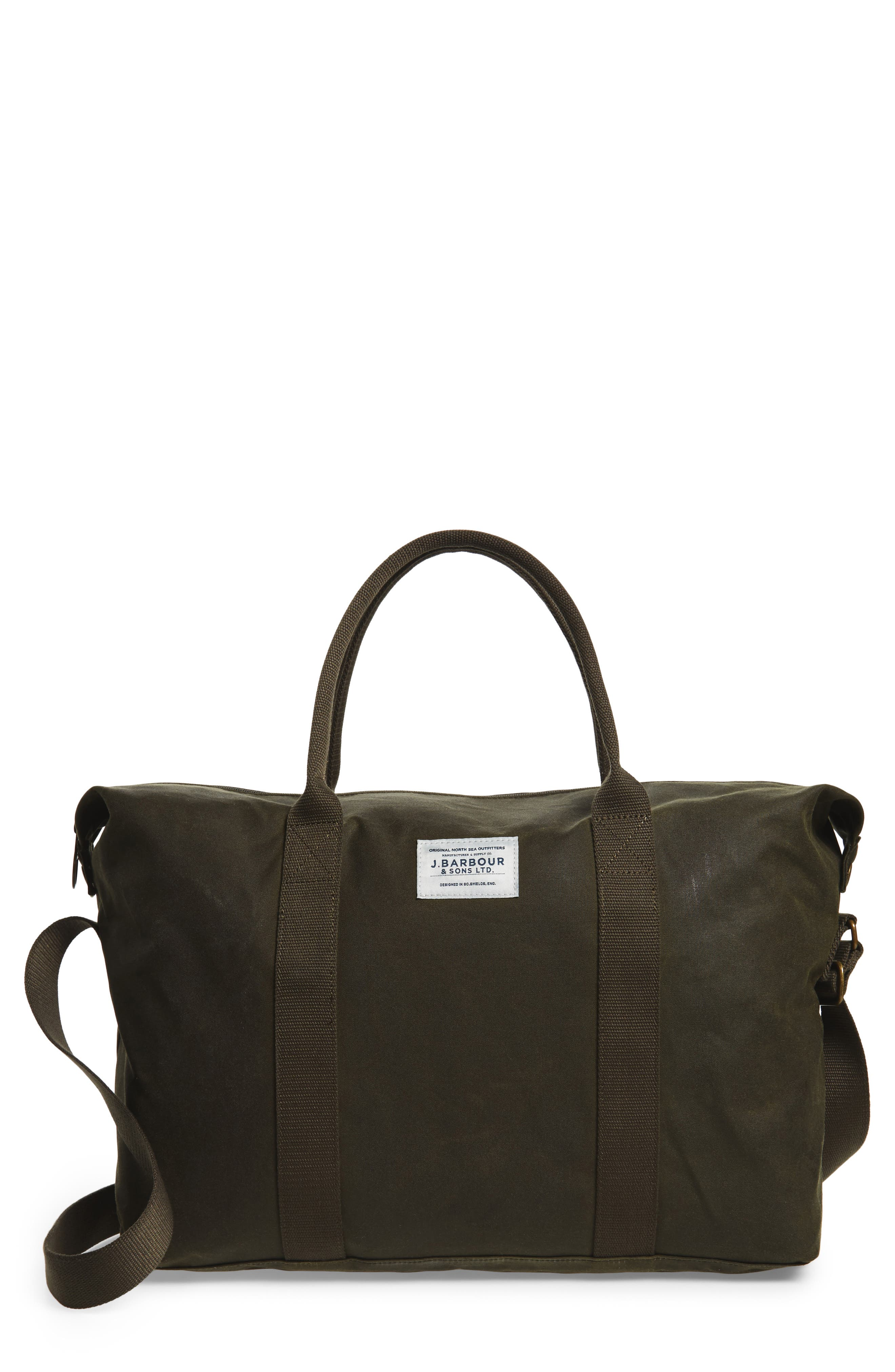 Alternate Image 1 Selected - Barbour Archive Holdall Bag