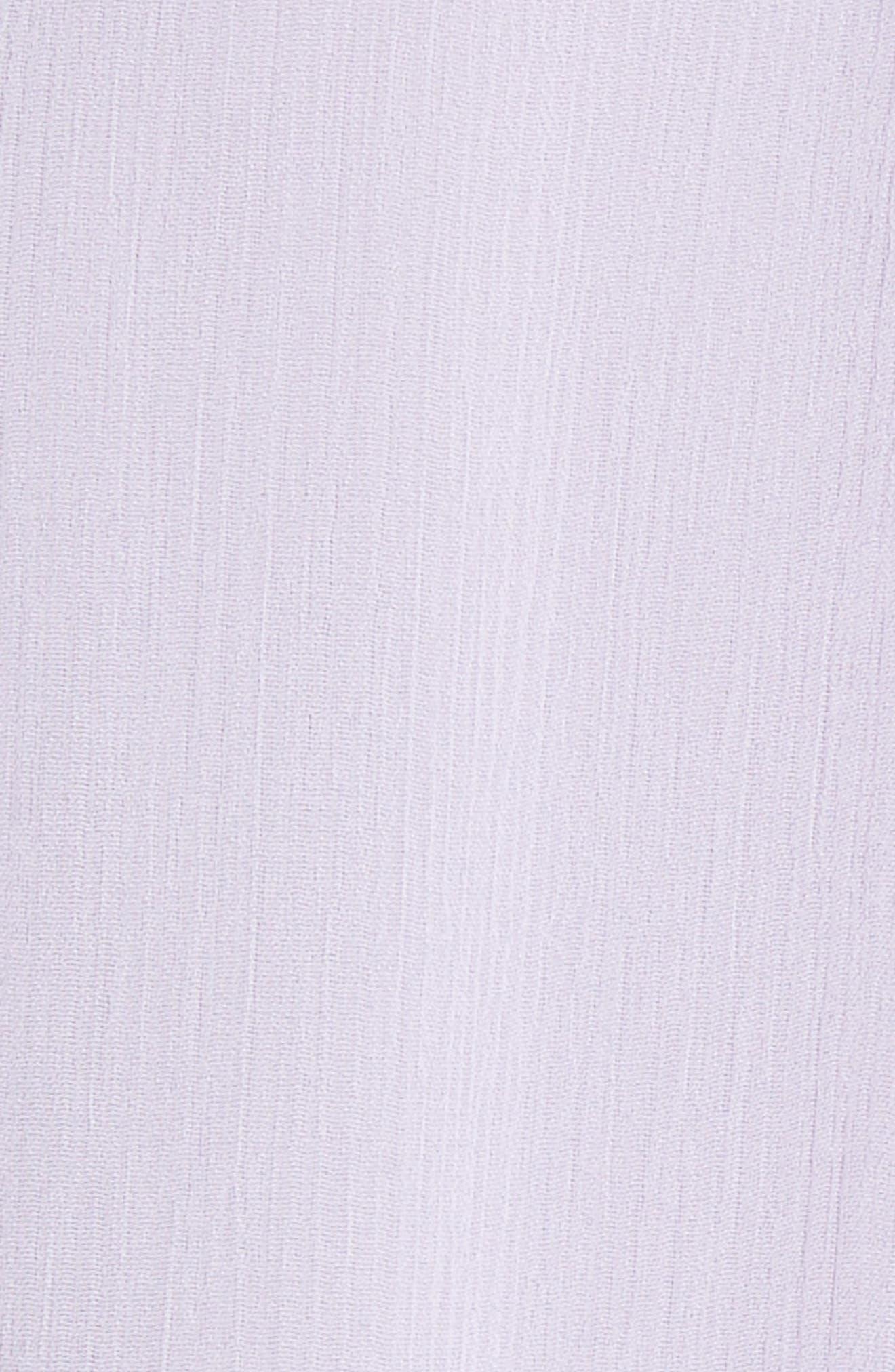 Maris Tie Back Top,                             Alternate thumbnail 5, color,                             Lilac