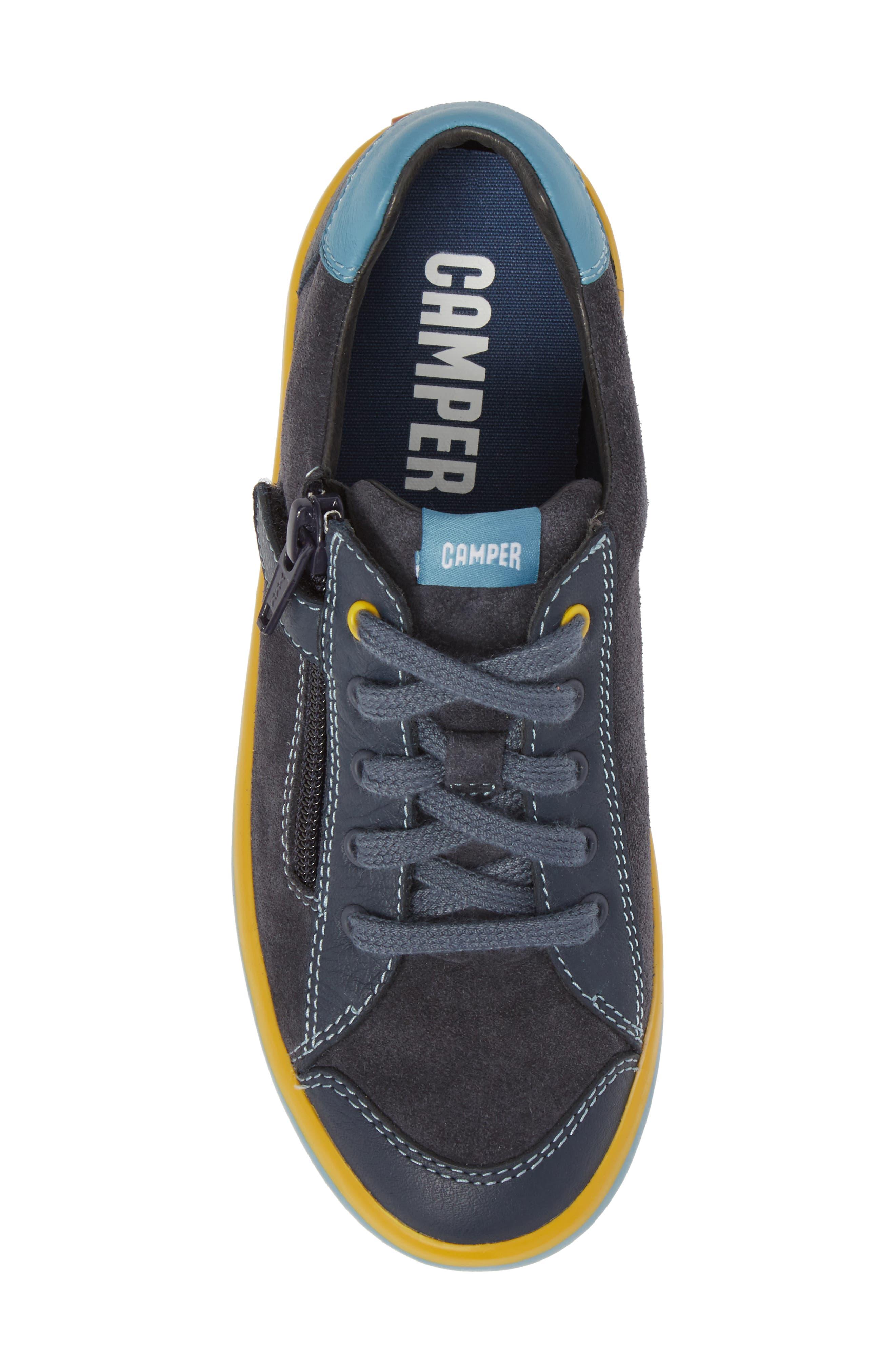 Pursuit Sneaker,                             Alternate thumbnail 5, color,                             Blue