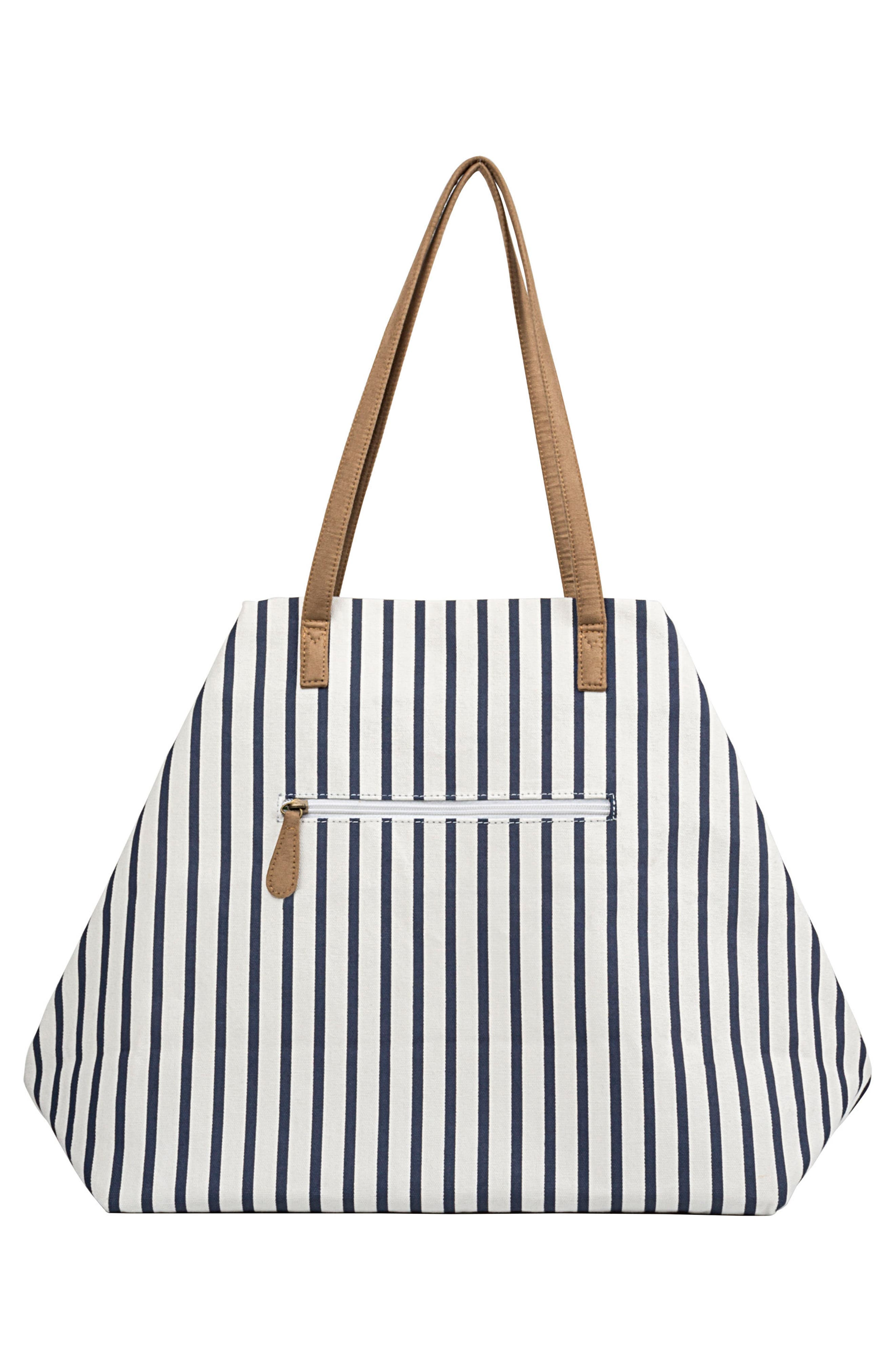 Monogram Overnight Tote,                             Alternate thumbnail 4, color,