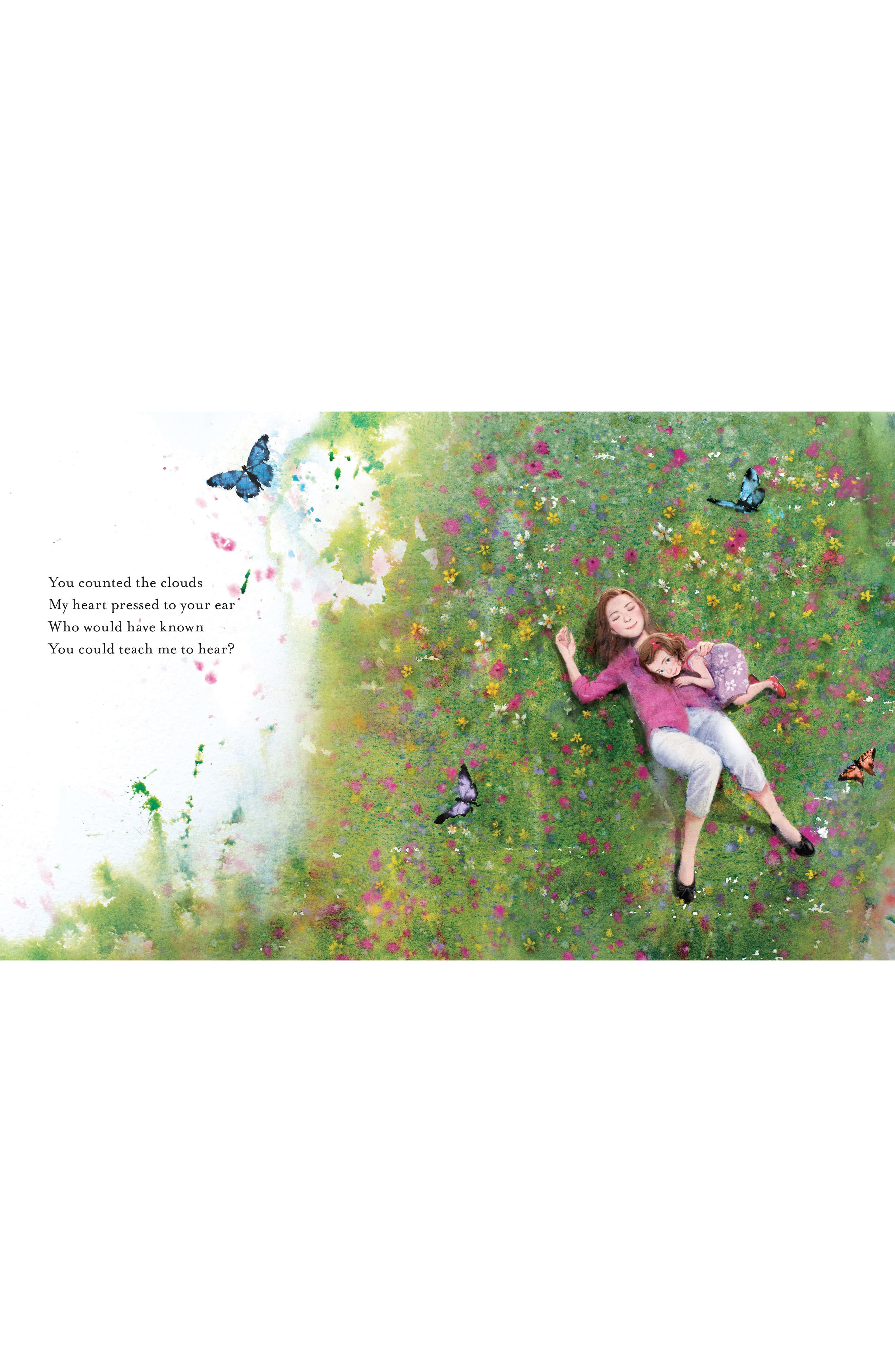 'Through Your Eyes: My Child's Gift to Me' Book,                             Alternate thumbnail 5, color,                             Multi