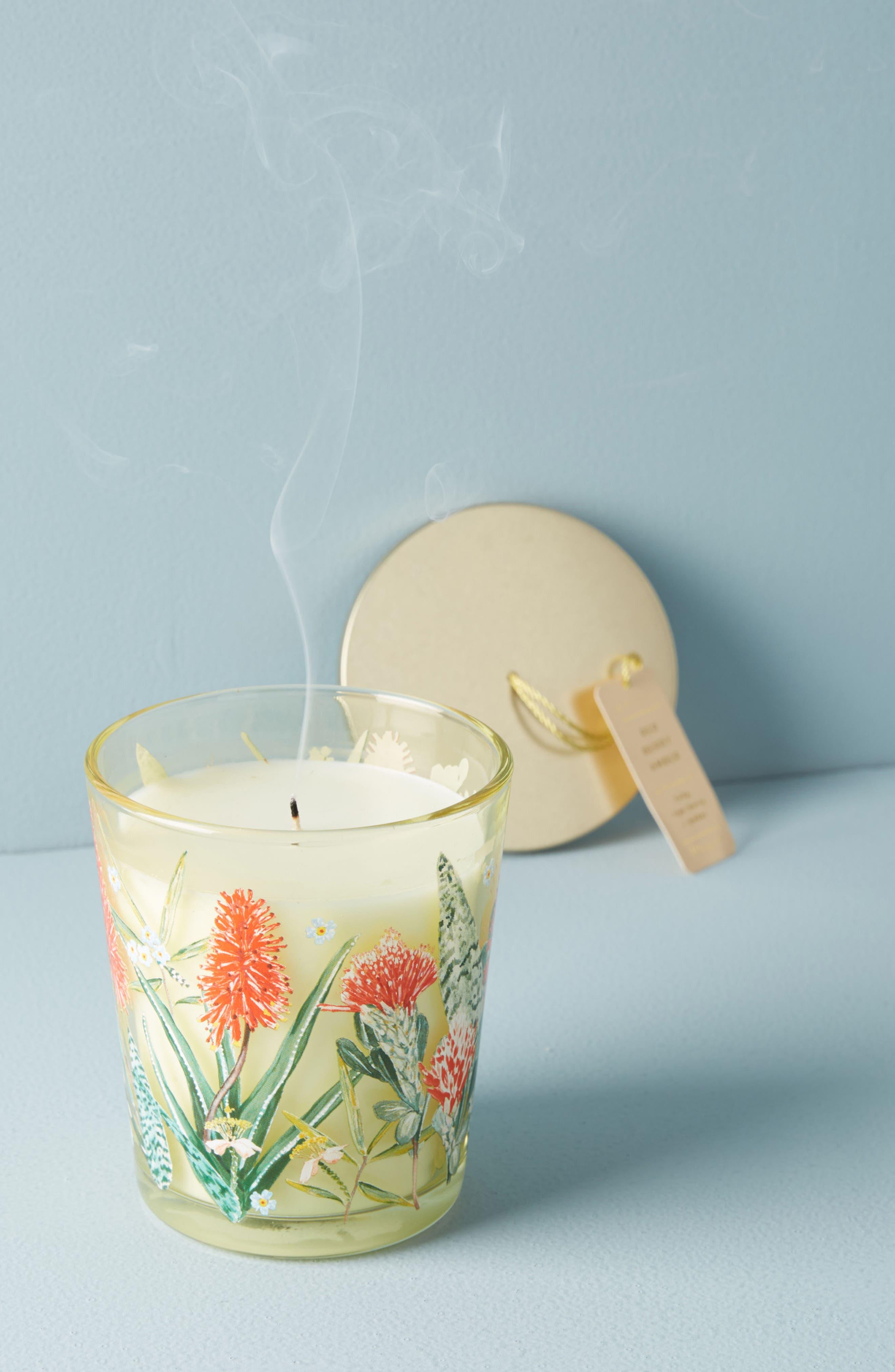 Alternate Image 1 Selected - Anthropologie Spring's Eden Candle Jar