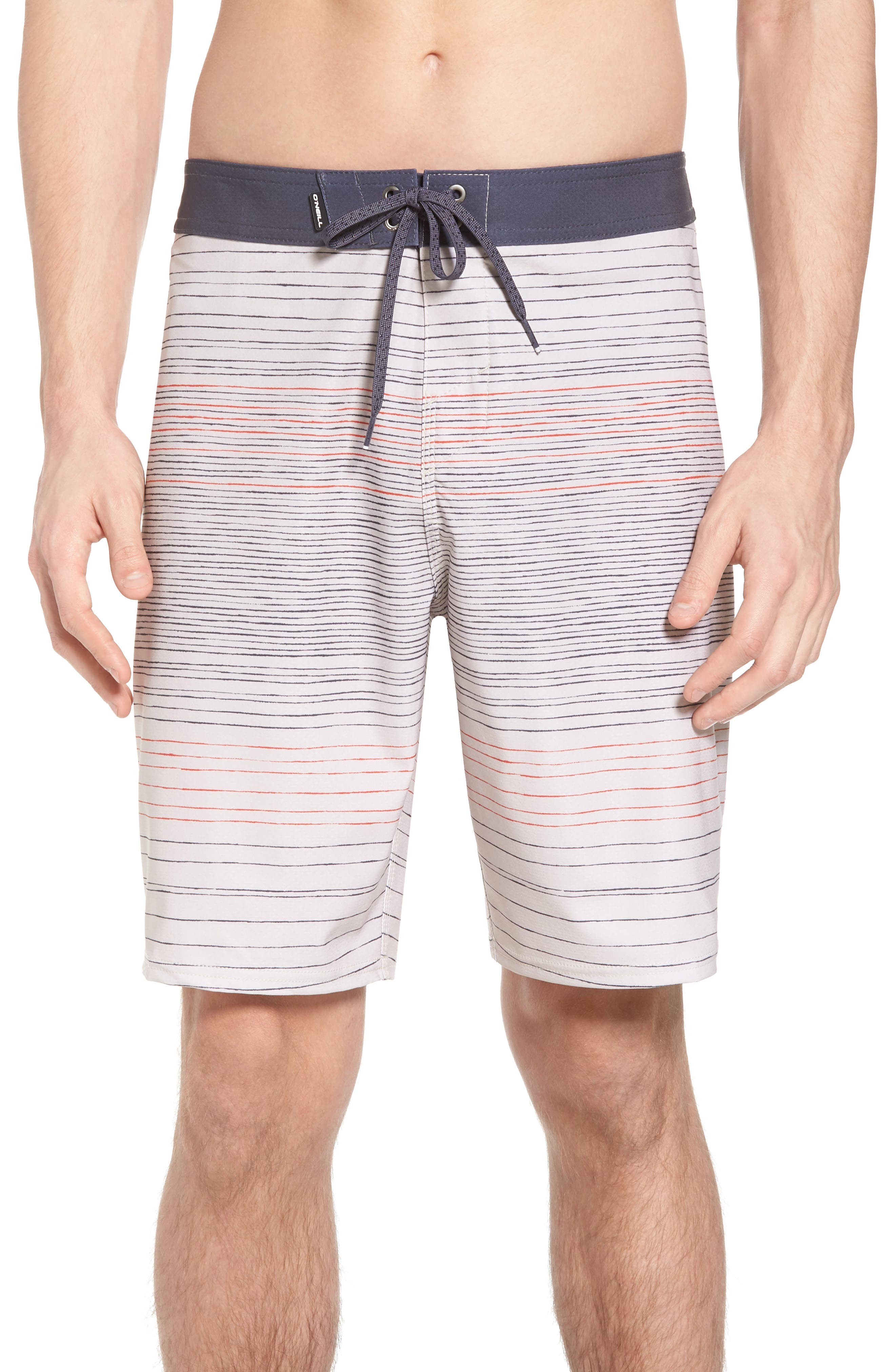 Hyperfreak Sketchy Board Shorts,                         Main,                         color, Taupe