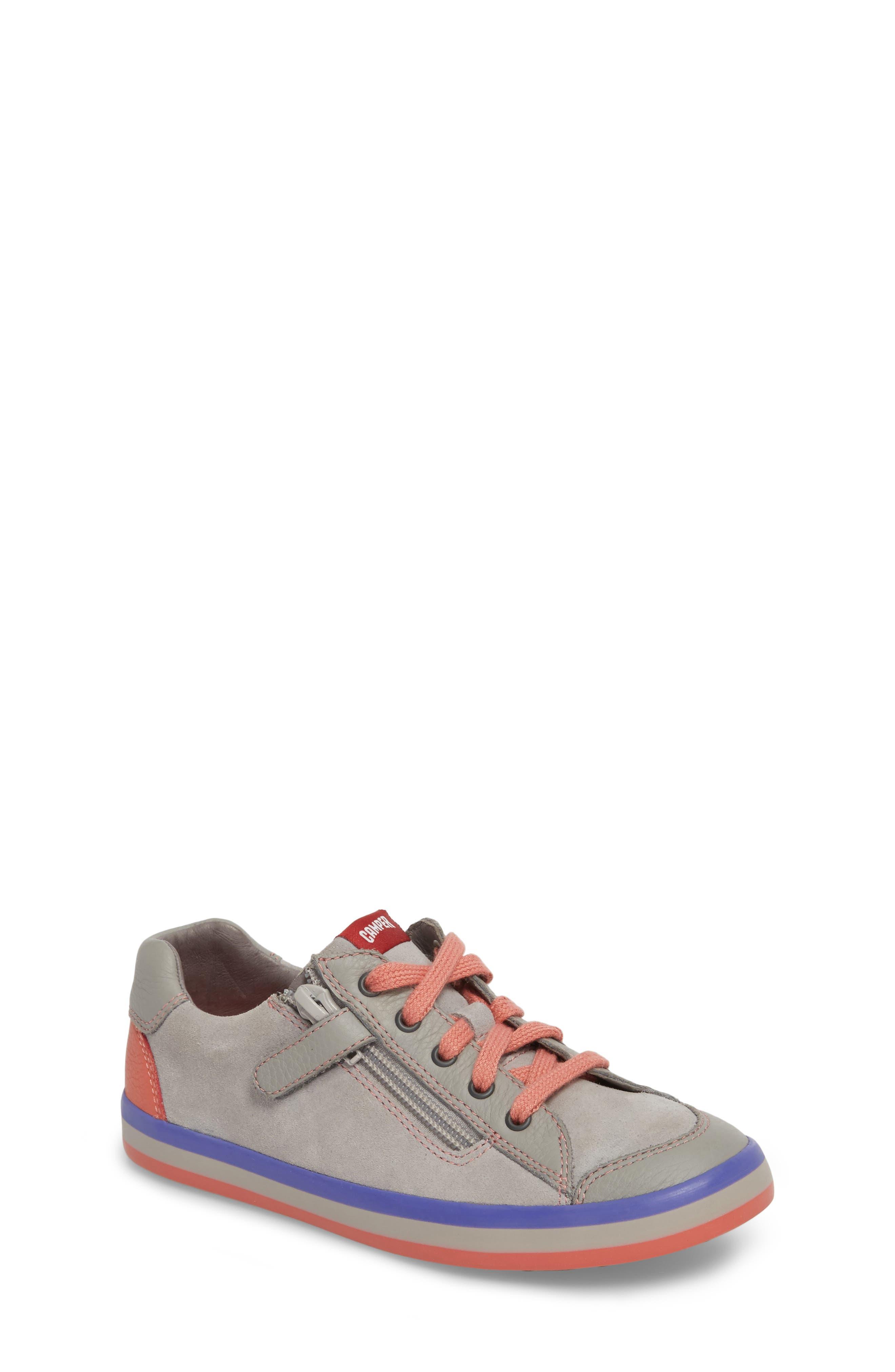 Pursuit Sneaker,                         Main,                         color, Light Grey