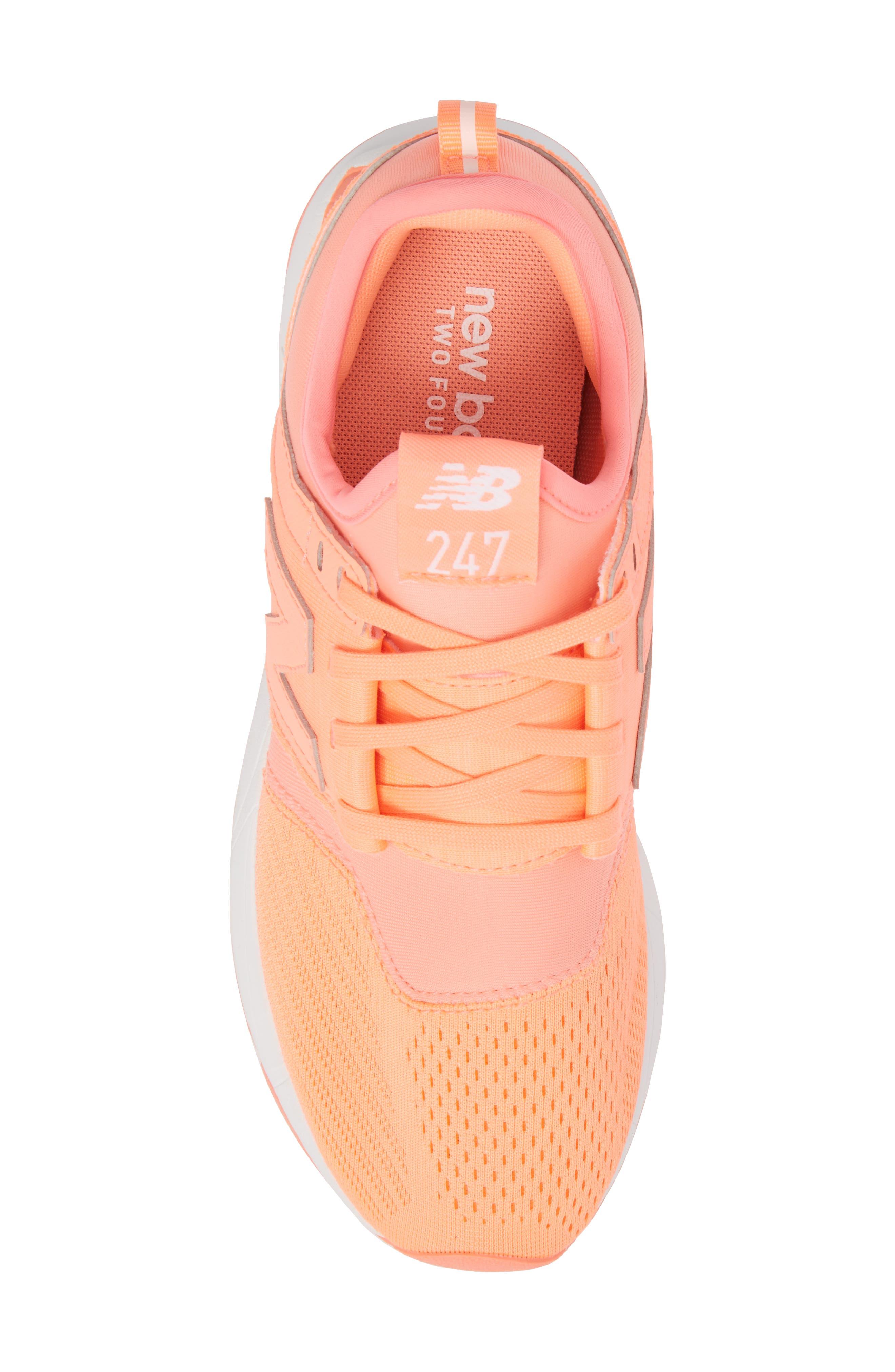 247 Classic Sneaker,                             Alternate thumbnail 5, color,                             Fiji
