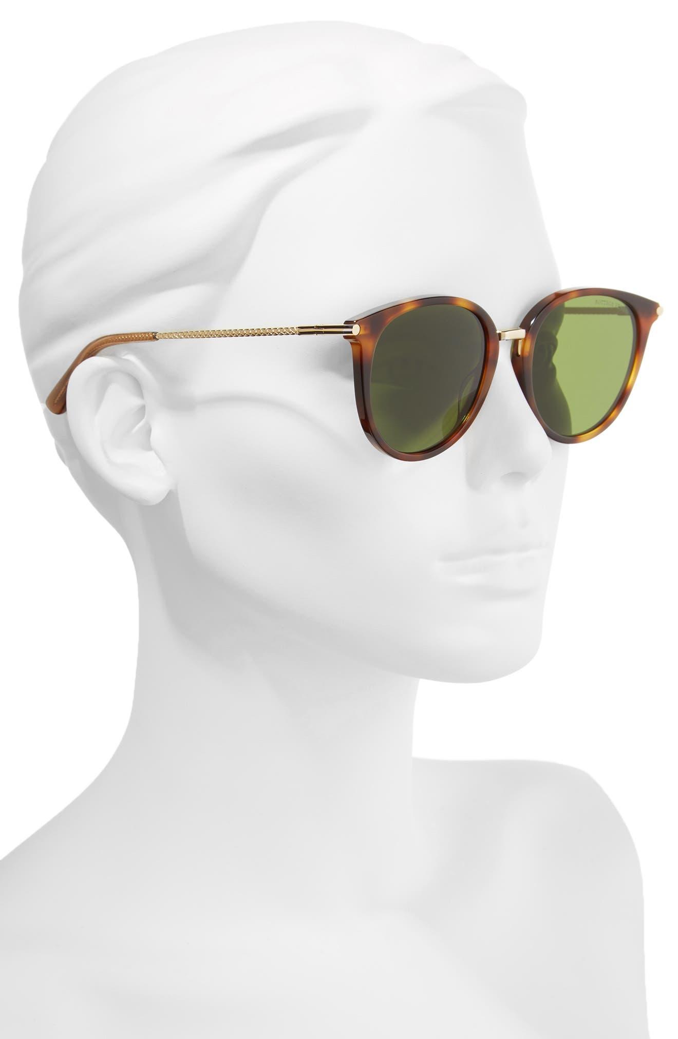 Alternate Image 2  - Bottega Veneta 53mm Sunglasses