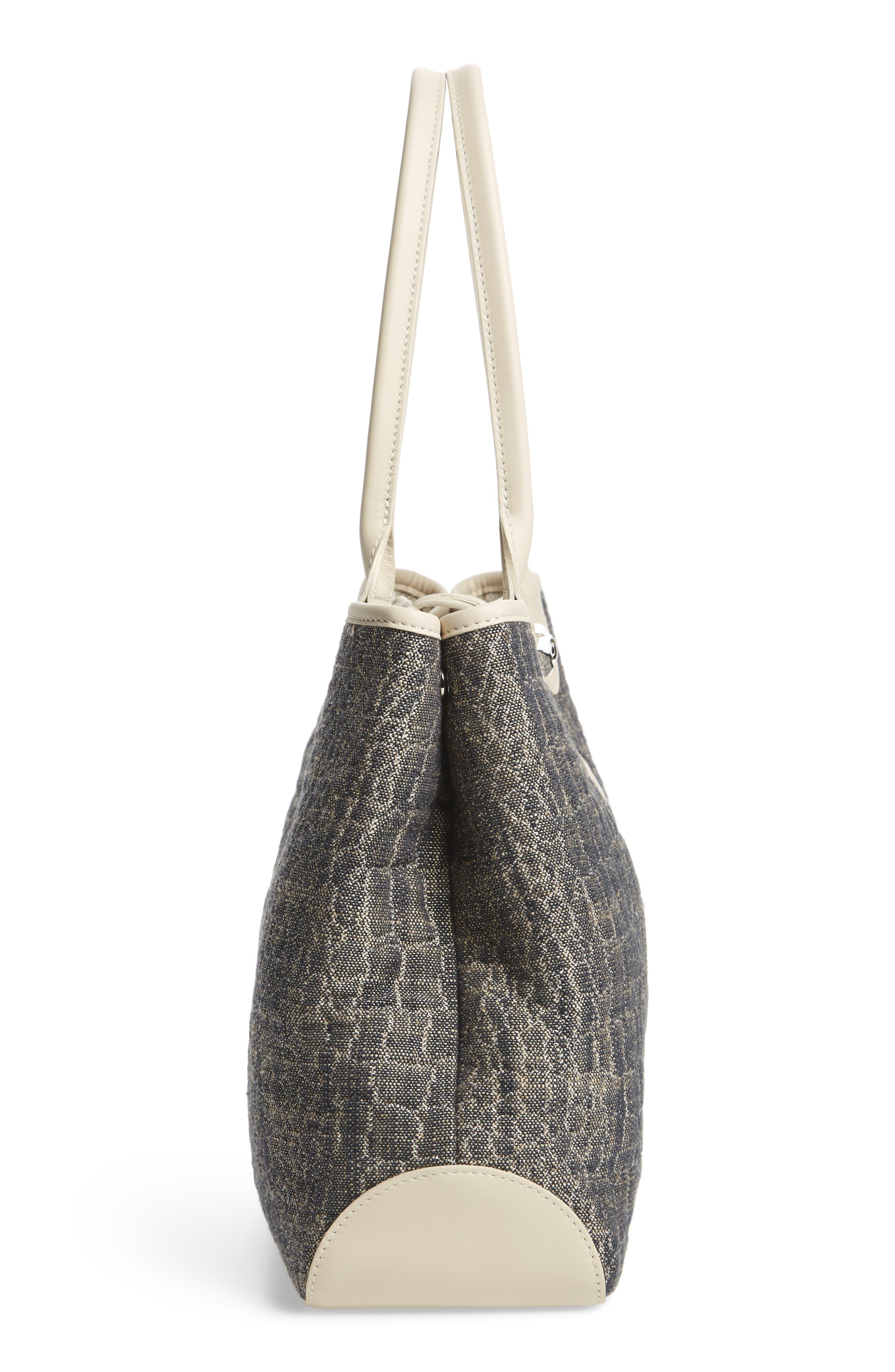 Alternate Image 5  - Longchamp Roseau Reversible Tote