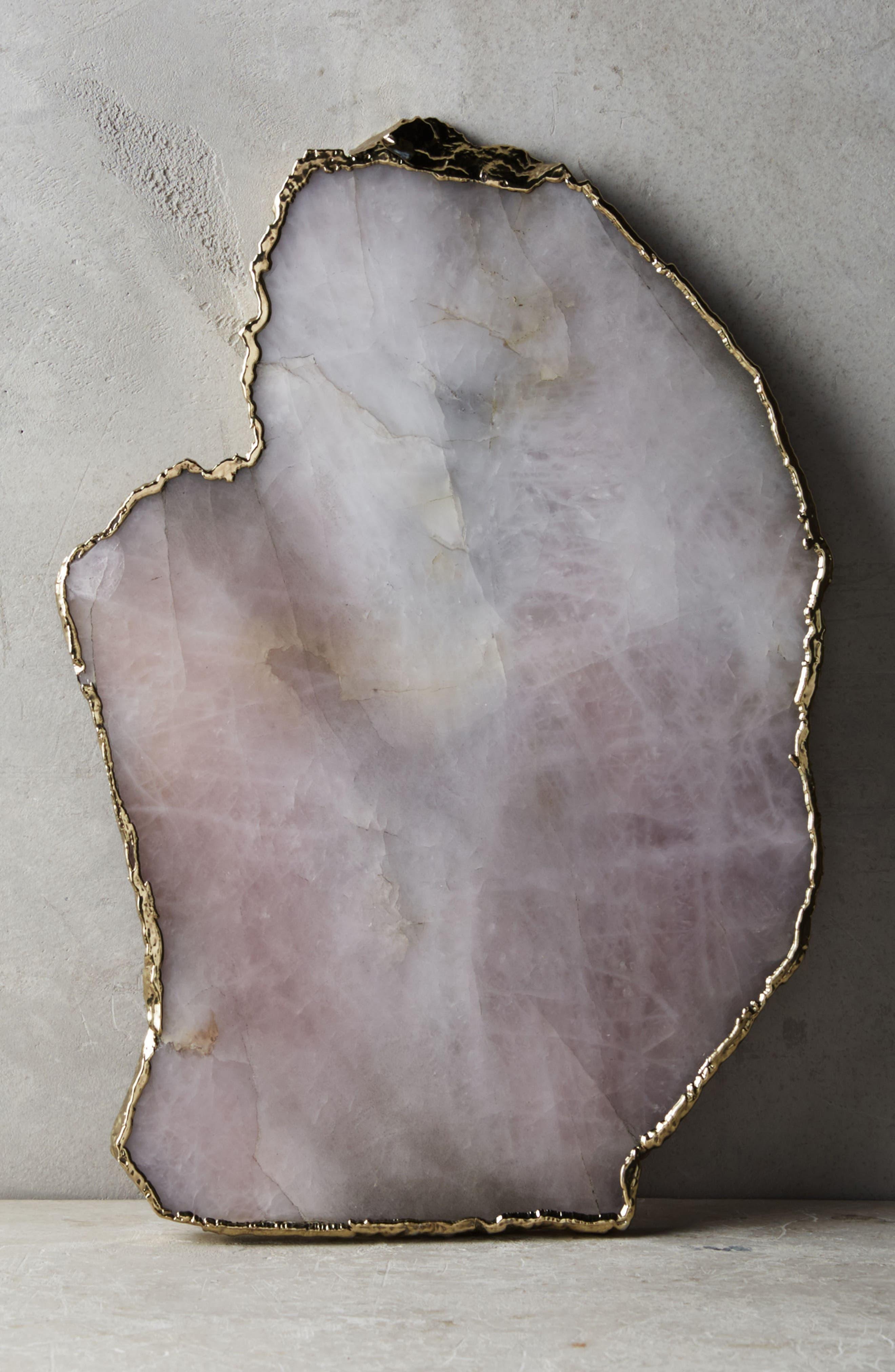 Agate Cheese Board,                         Main,                         color, Lilac