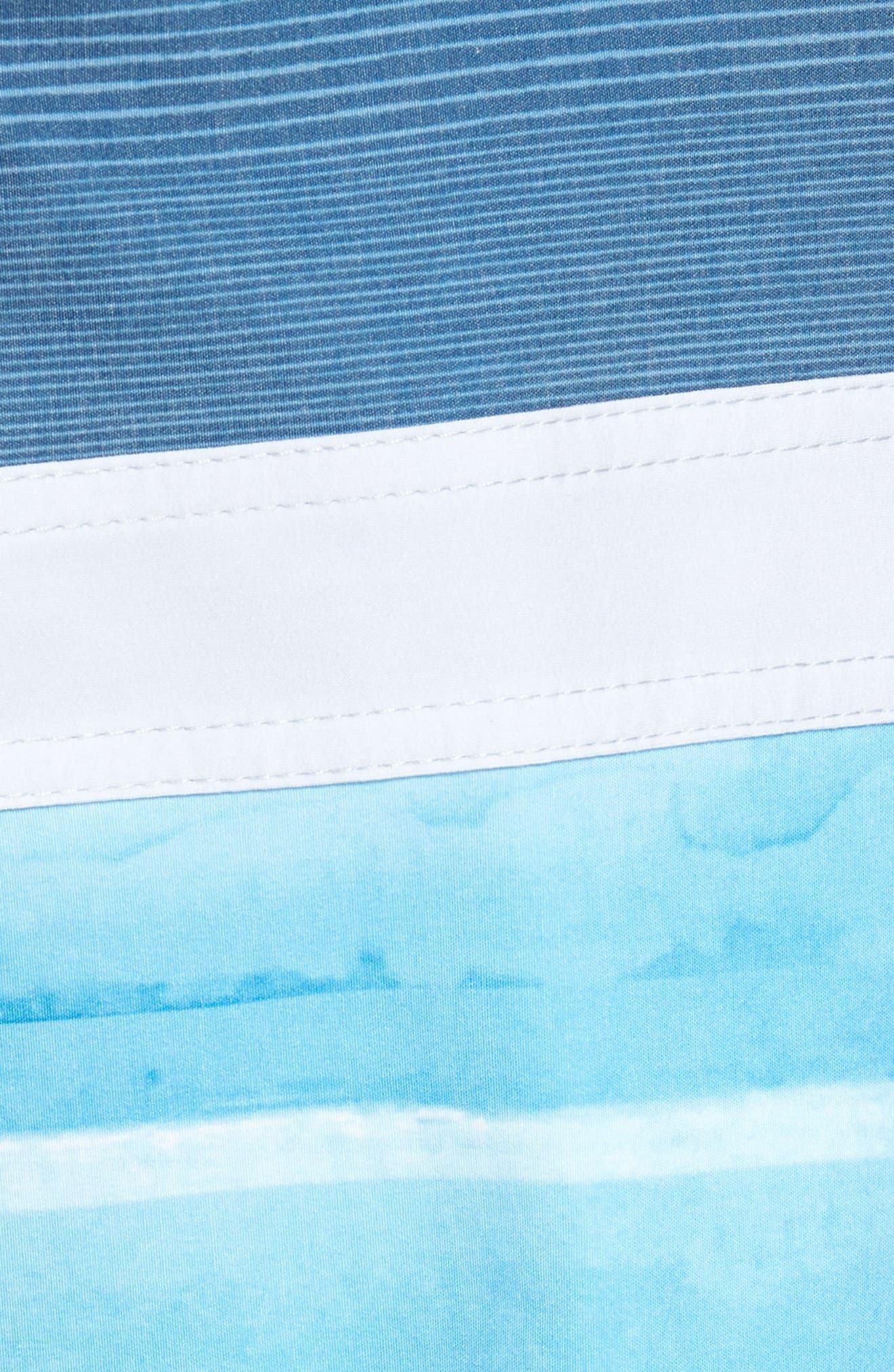 Breaker Cruzer Board Shorts,                             Alternate thumbnail 5, color,                             Ocean