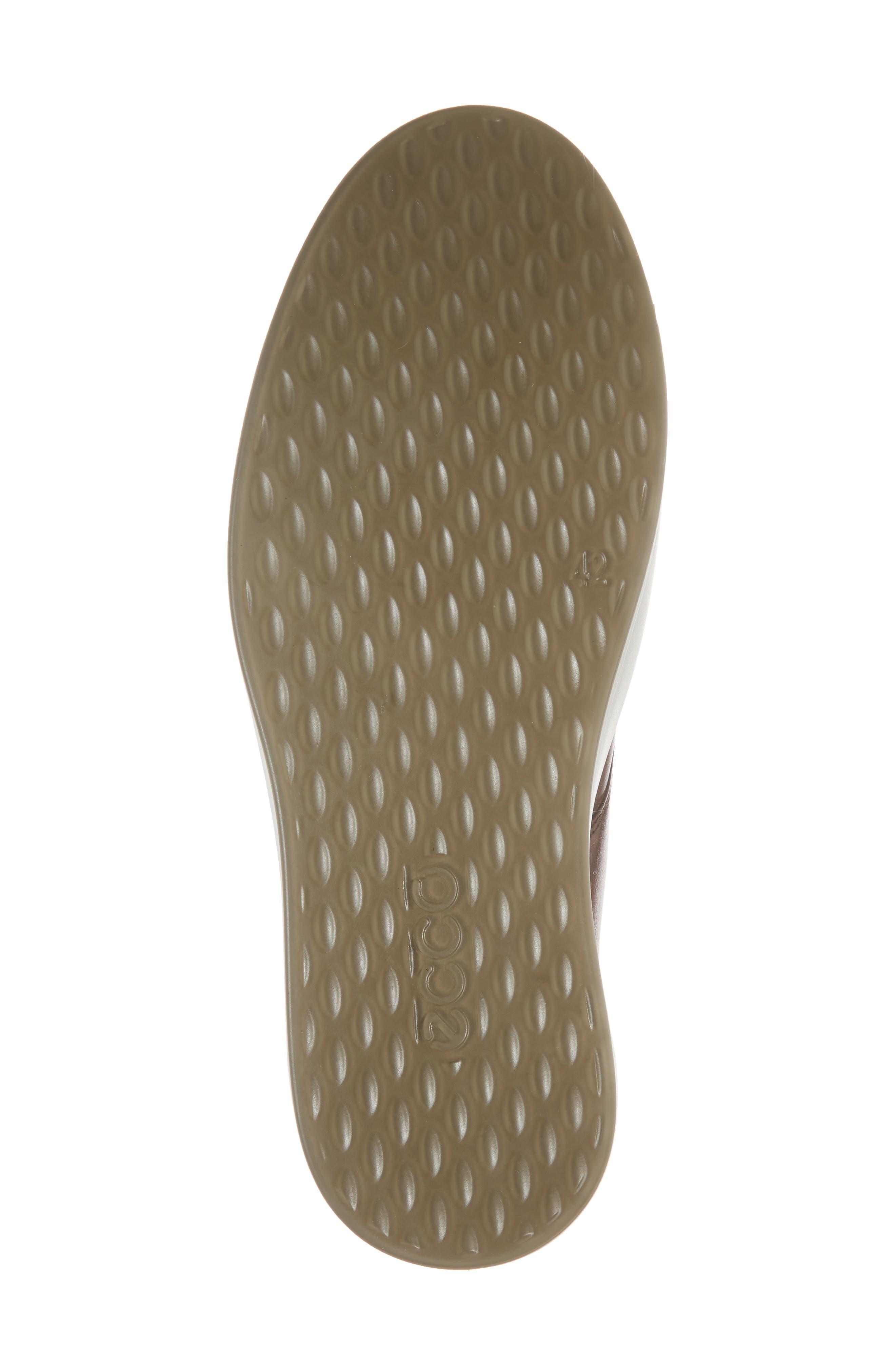Soft 8 Street Sneaker,                             Alternate thumbnail 6, color,                             Lion Leather