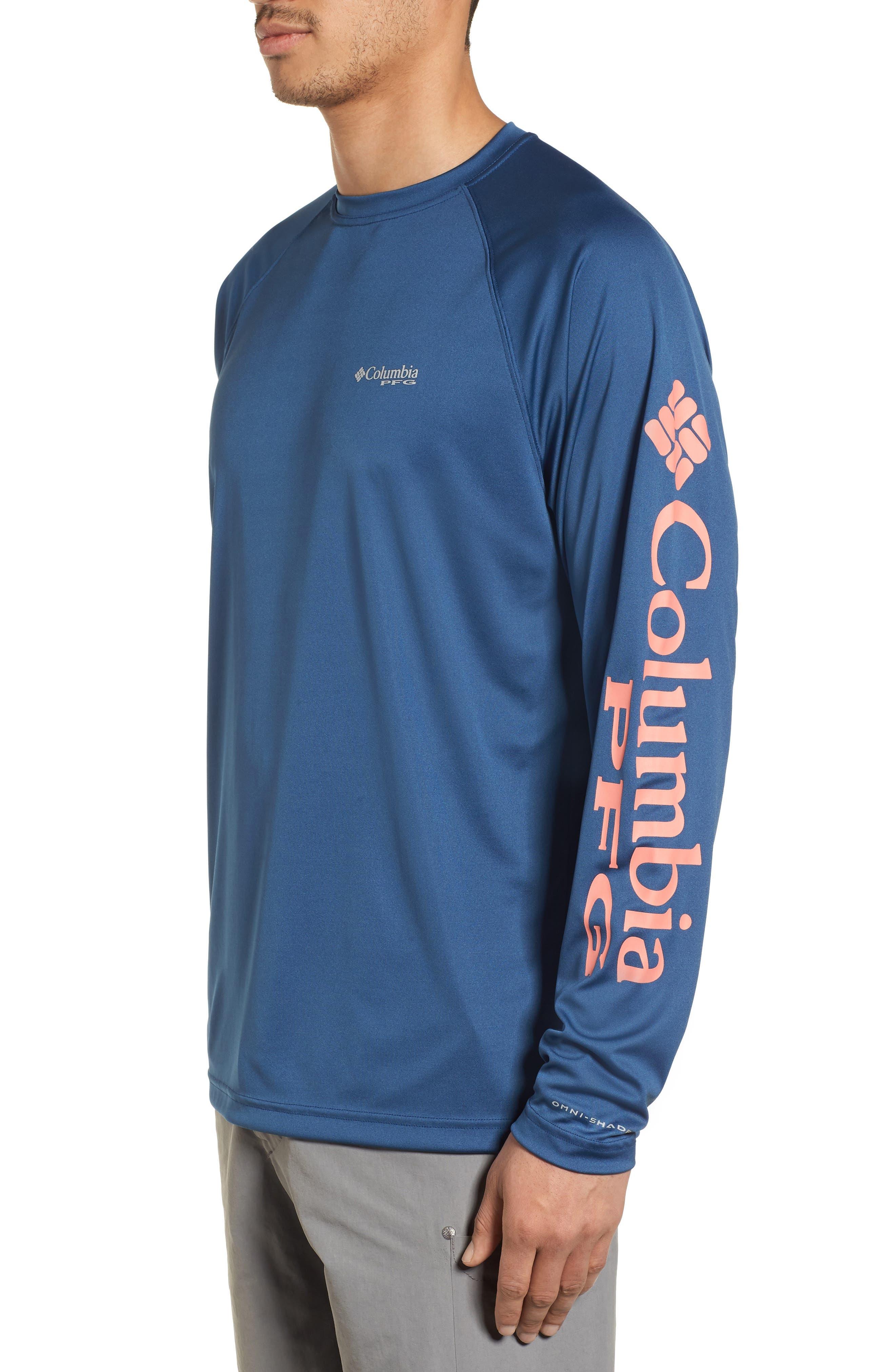Alternate Image 3  - Columbia PFG Terminal Tackle Performance T-Shirt