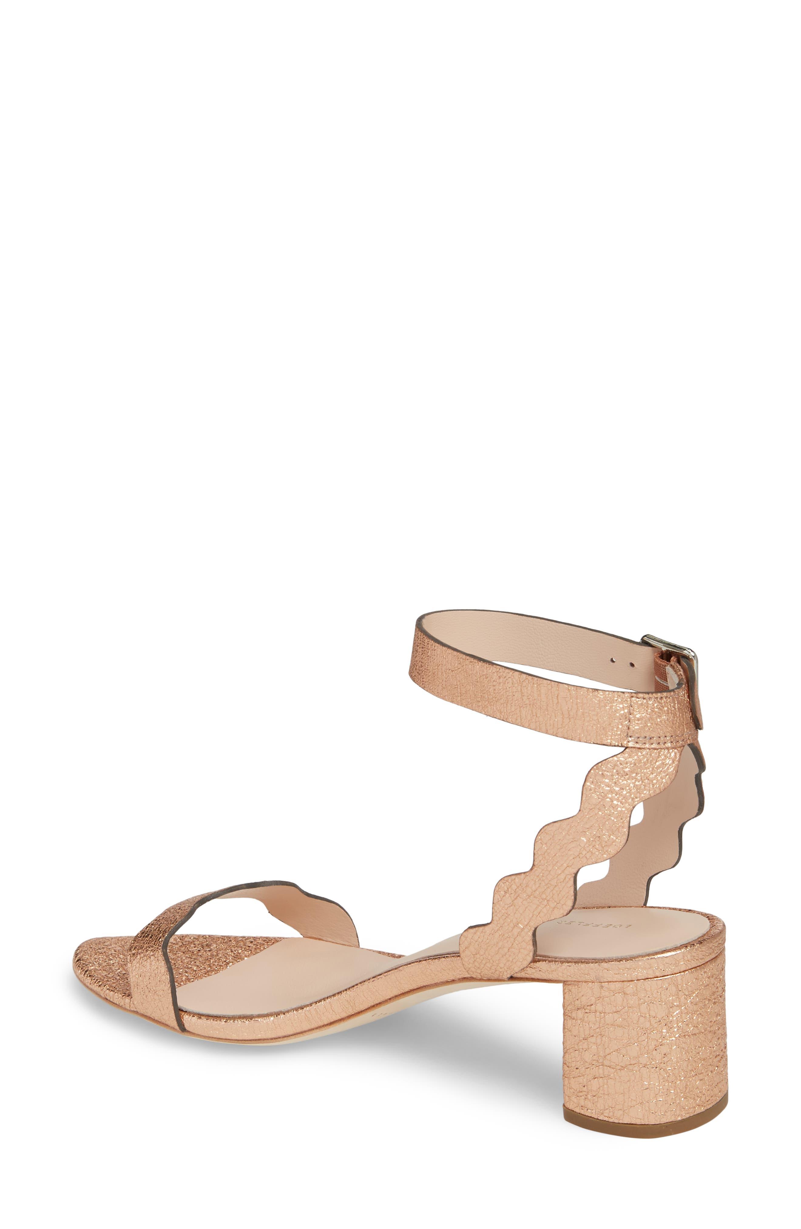 Alternate Image 2  - Loeffler Randall Emi Scalloped Sandal (Women)