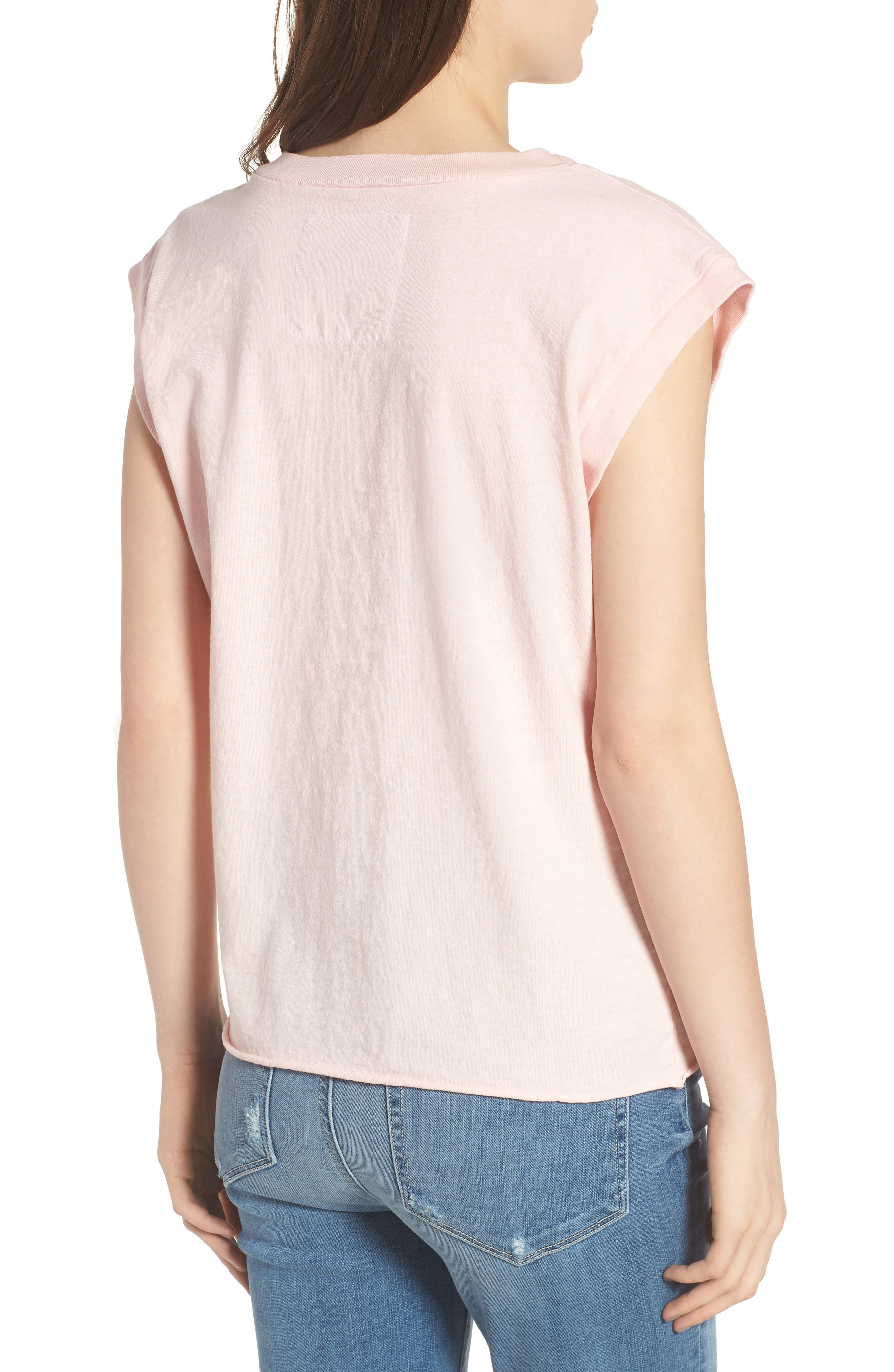 Muscle Tee,                             Alternate thumbnail 2, color,                             Love Letter