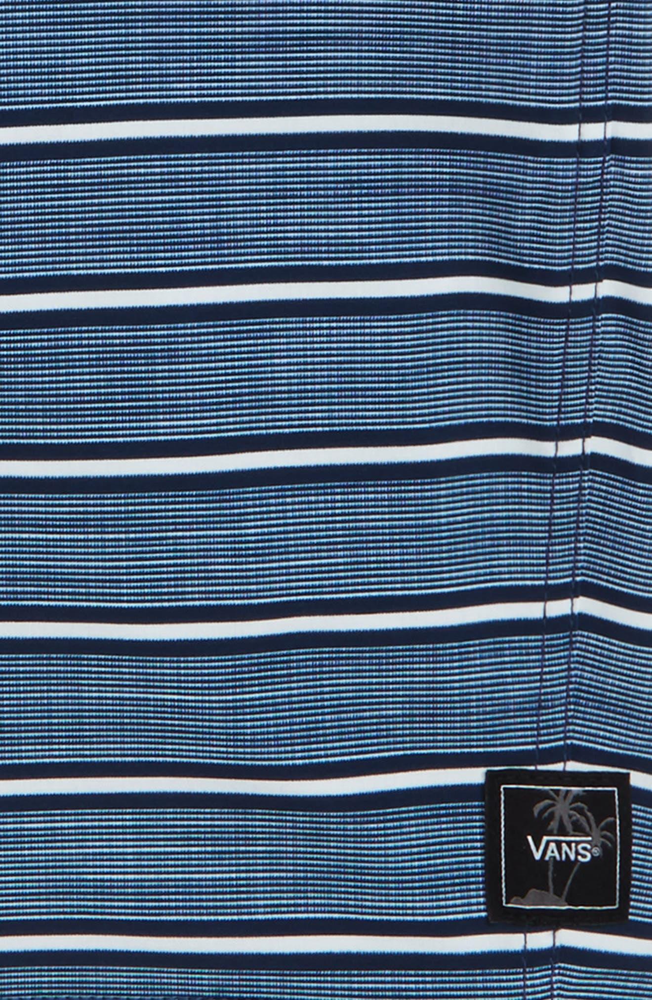 Rooftop Board Shorts,                             Alternate thumbnail 2, color,                             Dress Blues