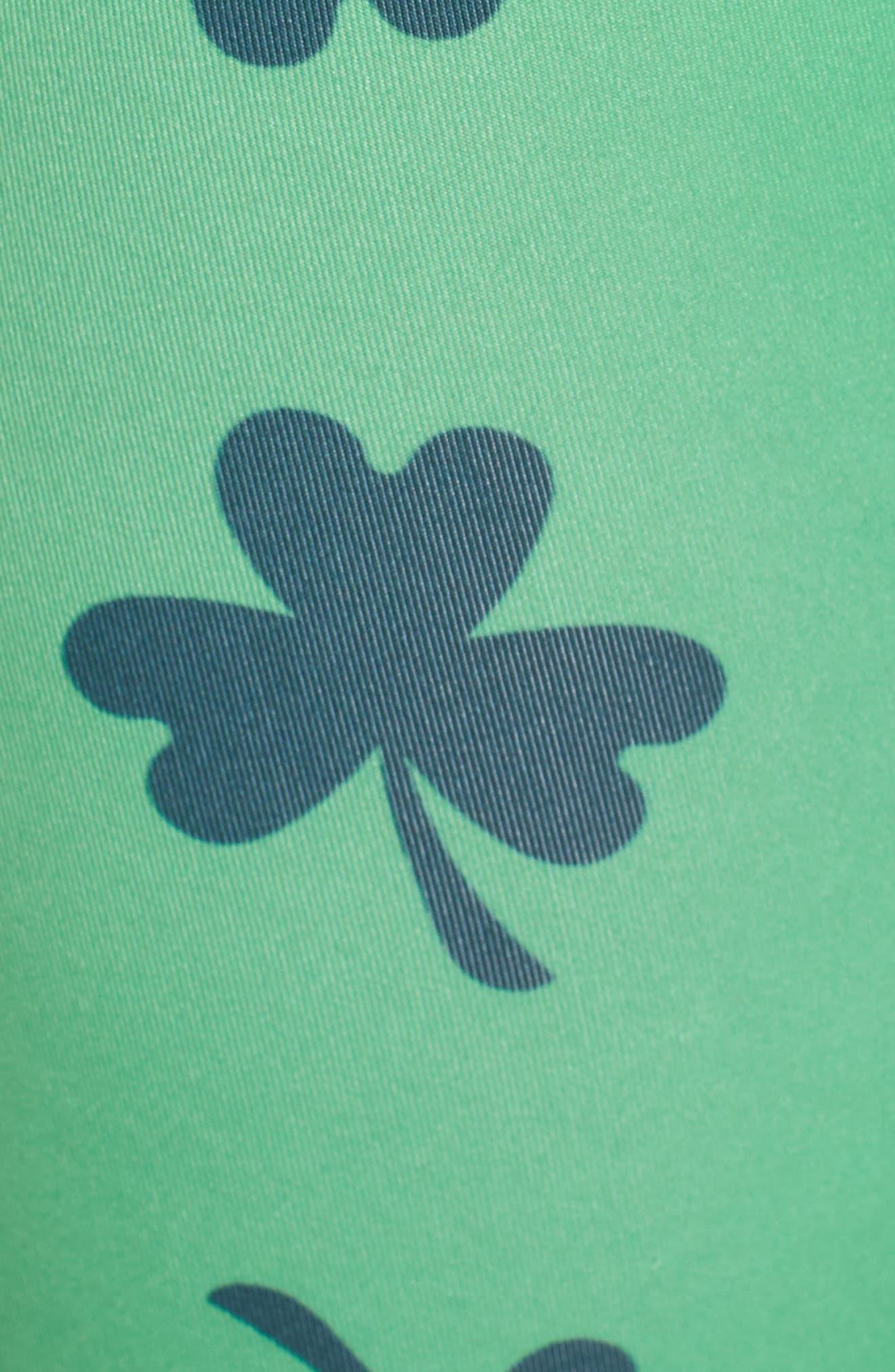 Lucky Boxer Briefs,                             Alternate thumbnail 5, color,                             Green