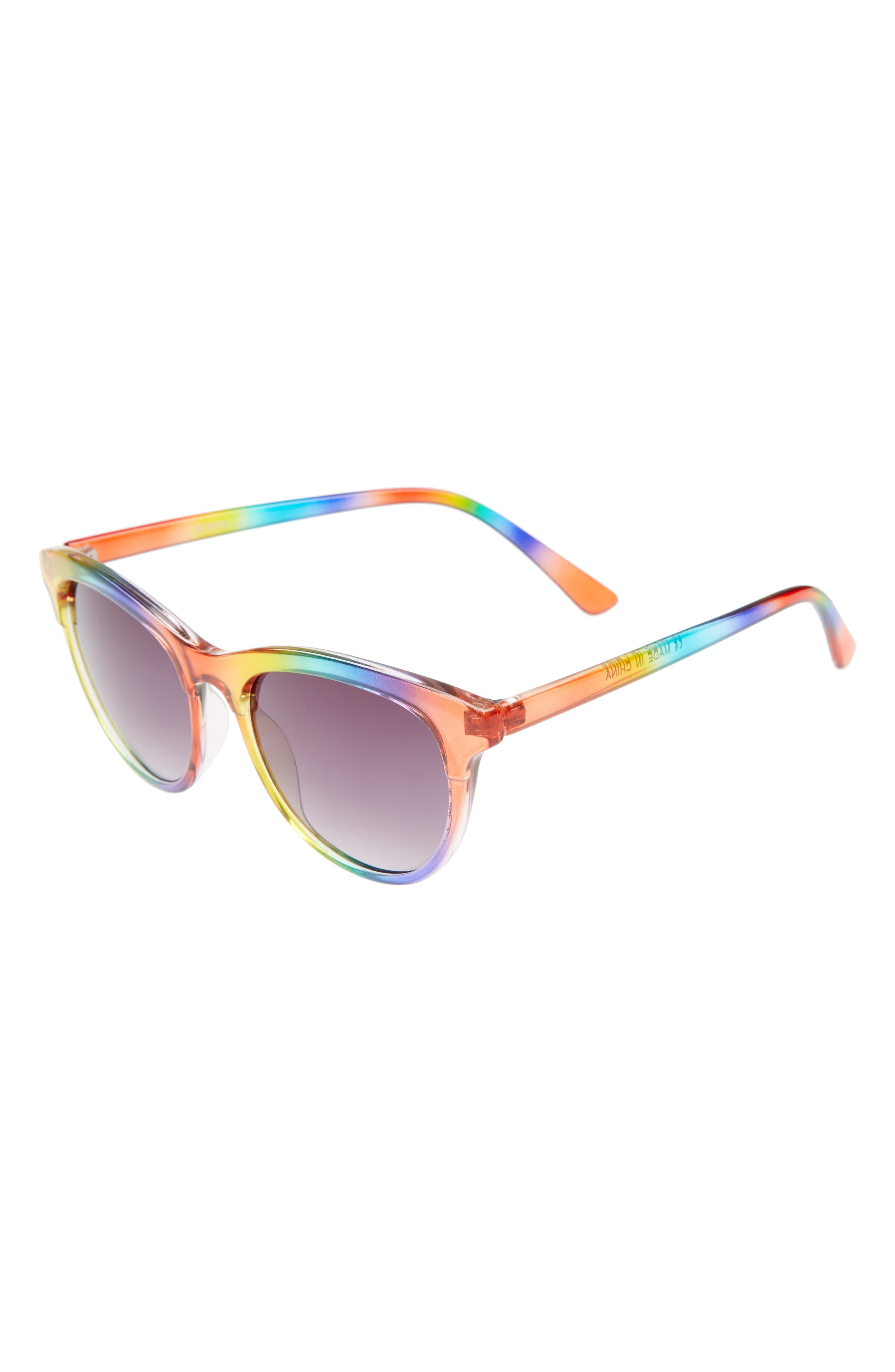 Starlight Accessories Rainbow Round Sunglasses (Kids)