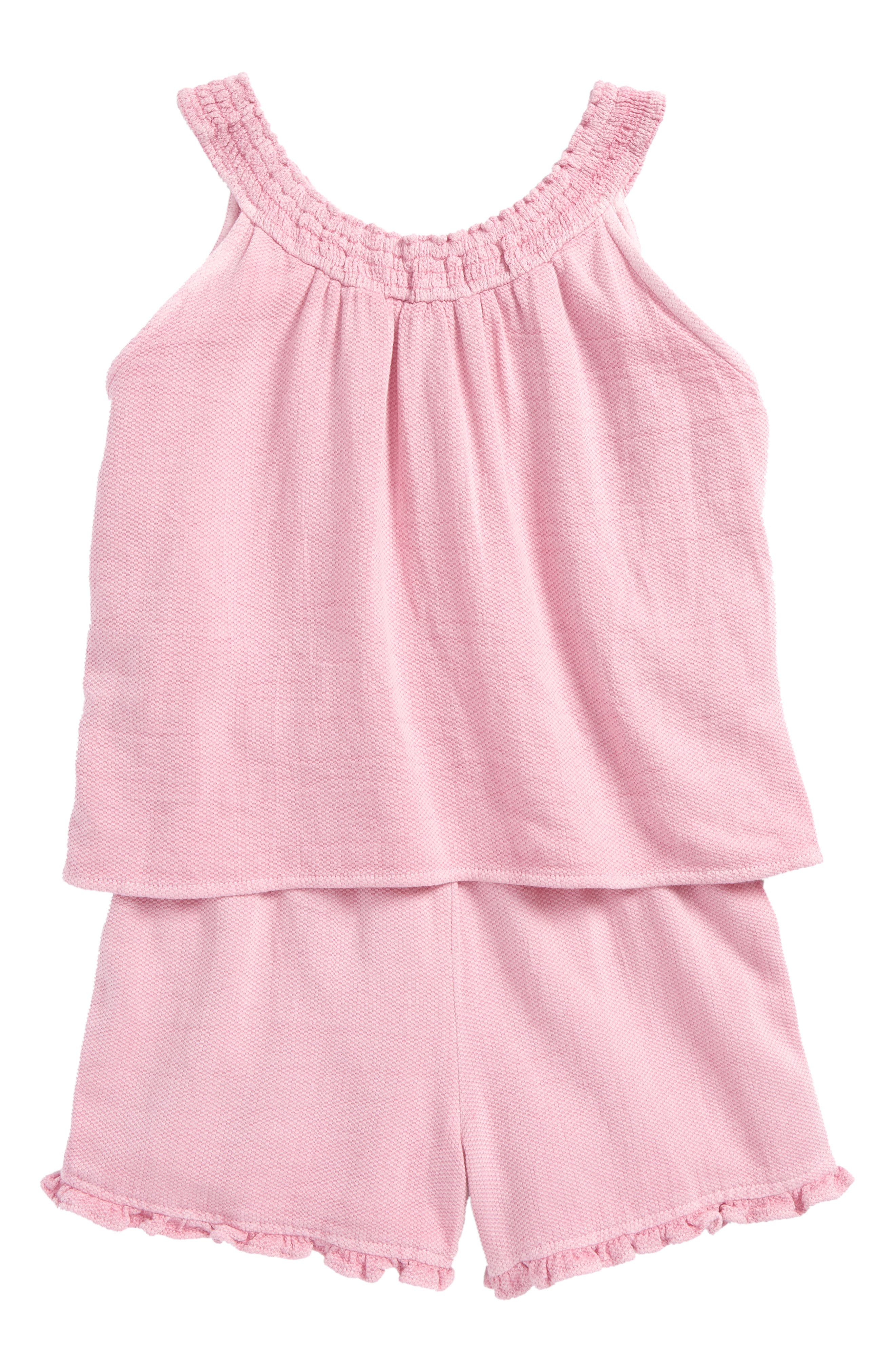 O'Neill Ronnie Popover Romper (Big Girls)