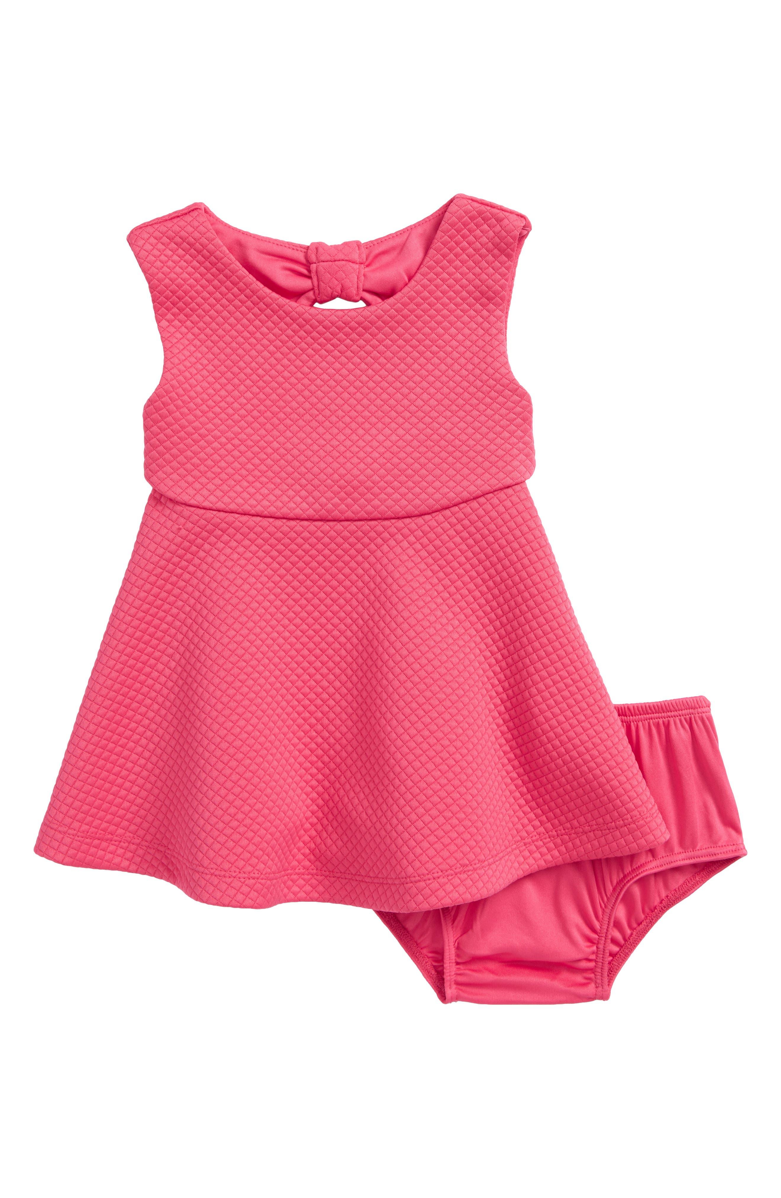 vivian dress,                         Main,                         color, Camilla Pink