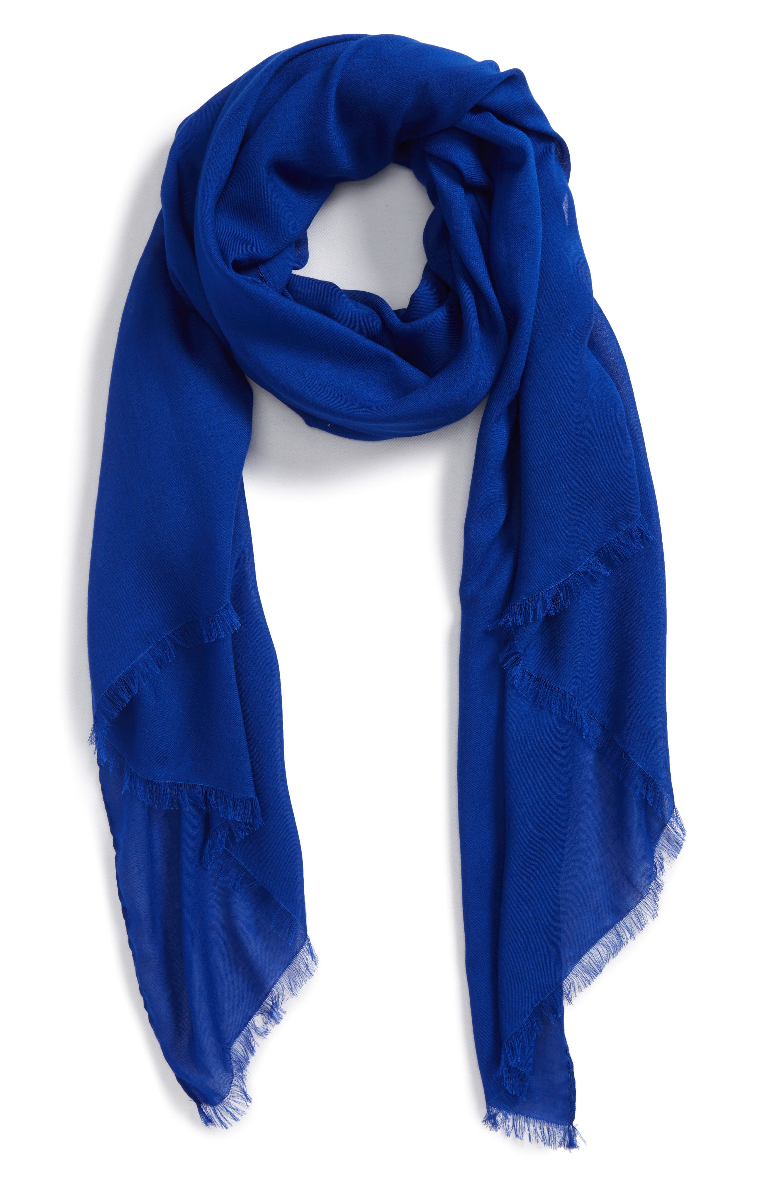 Main Image - Drakes Solid Scarf