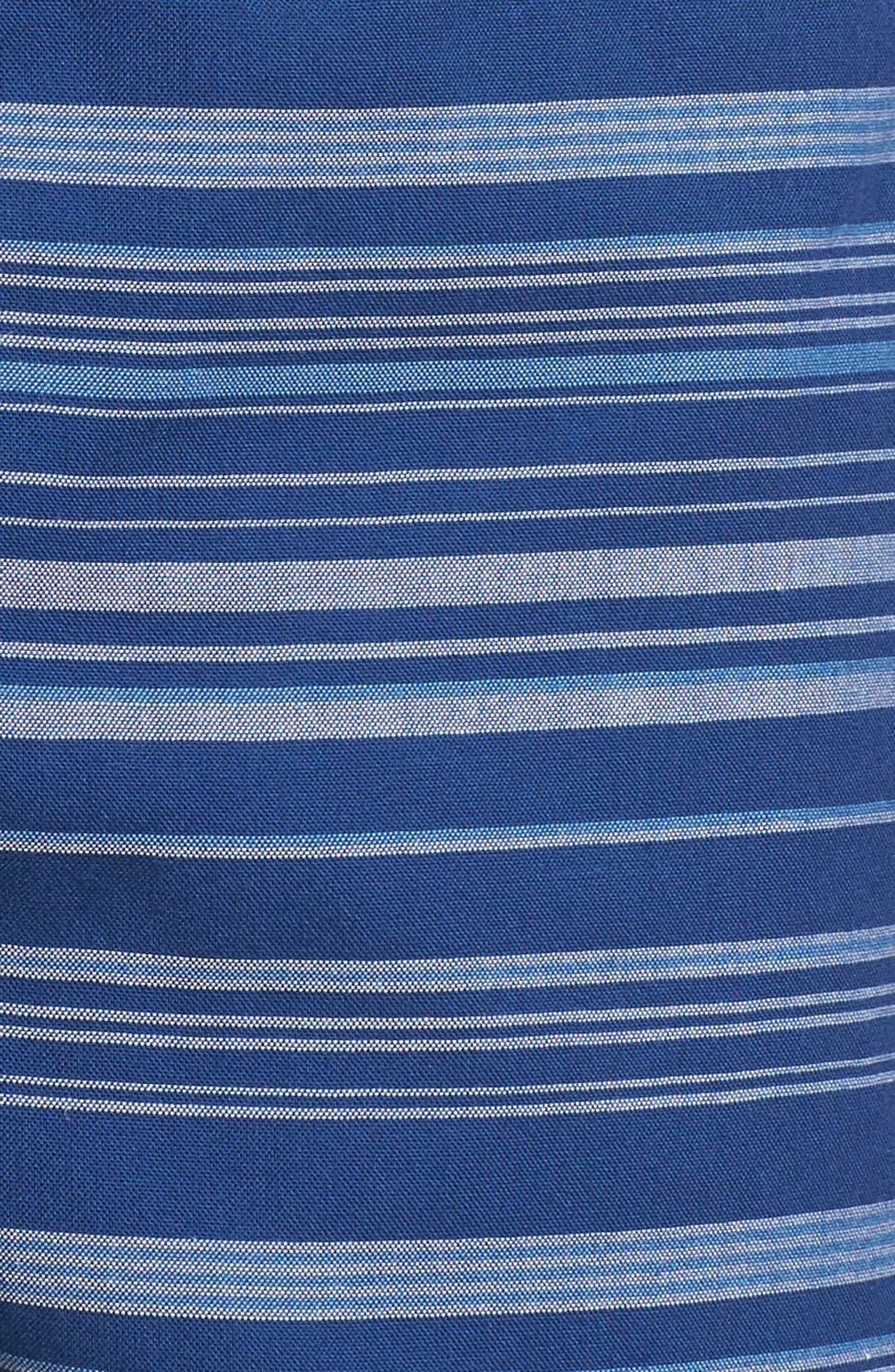 Hammock Board Shorts,                             Alternate thumbnail 5, color,                             Seven Seas Blue