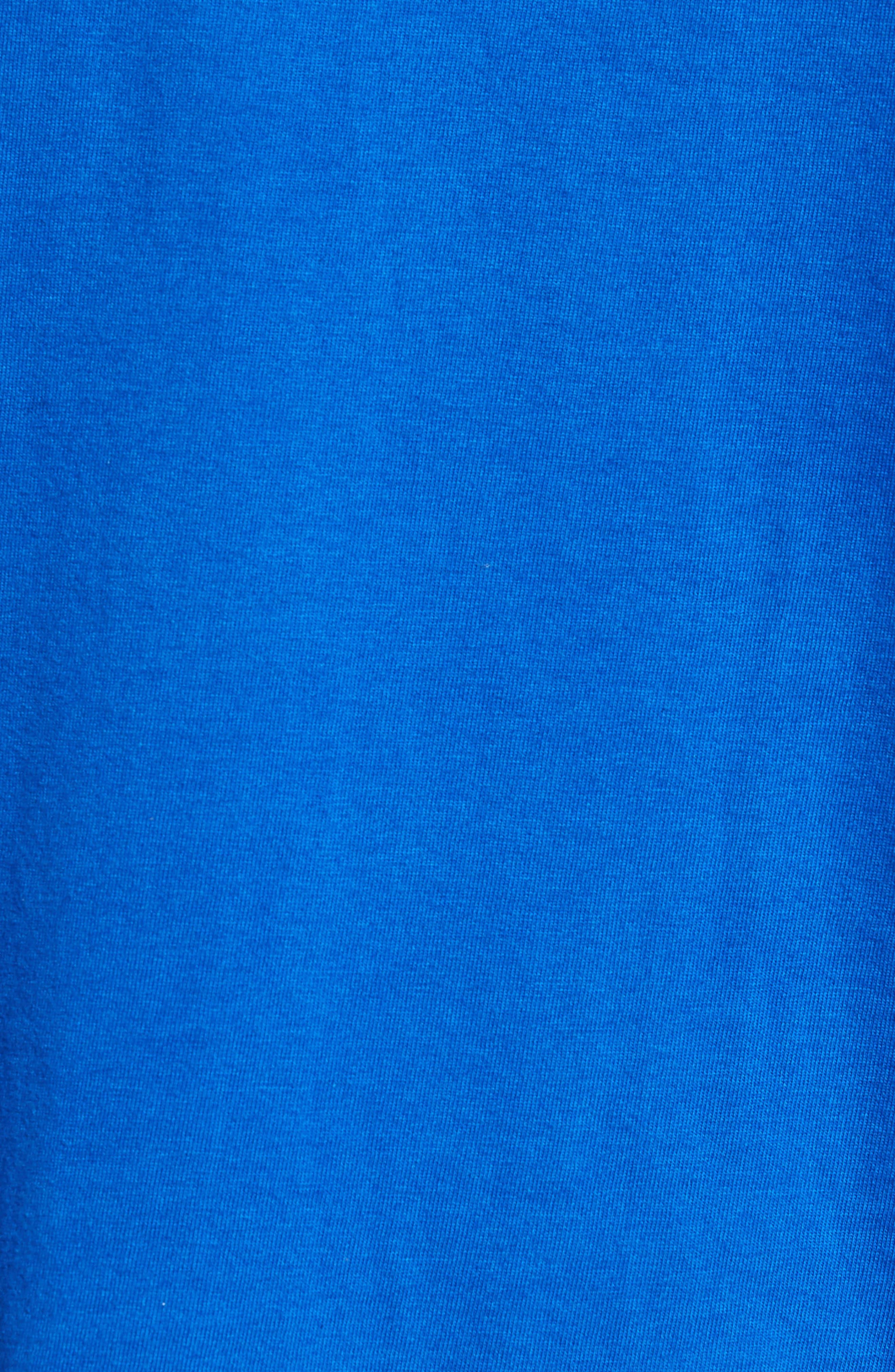 Sketchy Tank,                             Alternate thumbnail 5, color,                             Brilliant Blue