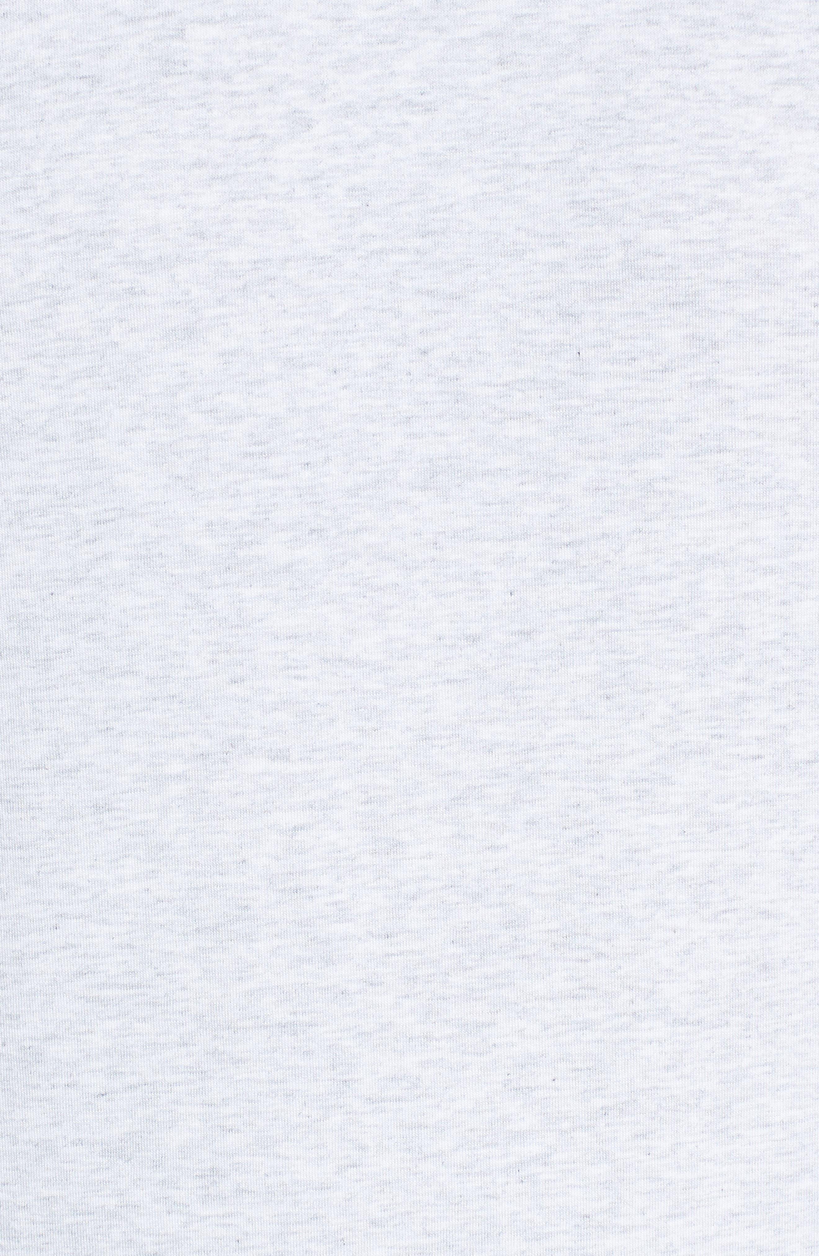Charge II Long Sleeve Shirt,                             Alternate thumbnail 5, color,                             Light Heather Gray